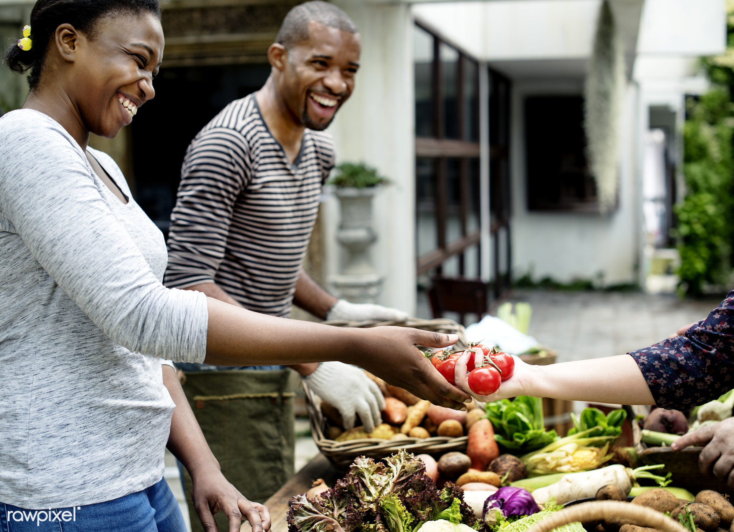 raw, diverse, buy, farm, ingredients, friends, sharing, farmer, nature, fresh, choosing, products, african descent,...