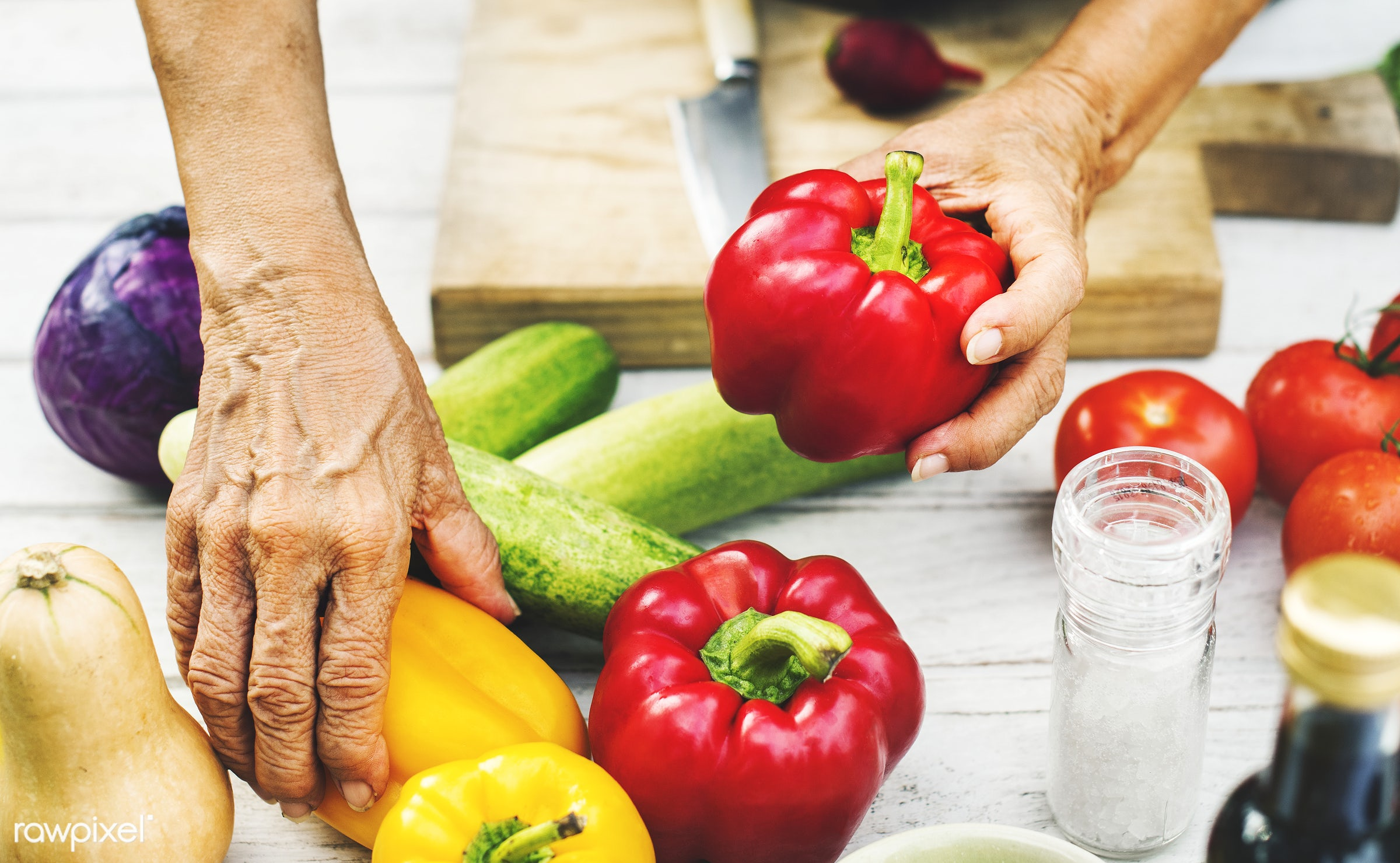 holding, bell pepper, ingredients, real, hands, fresh, showing, pick, choose, closeup, healthcare, nutrients, organic, food...
