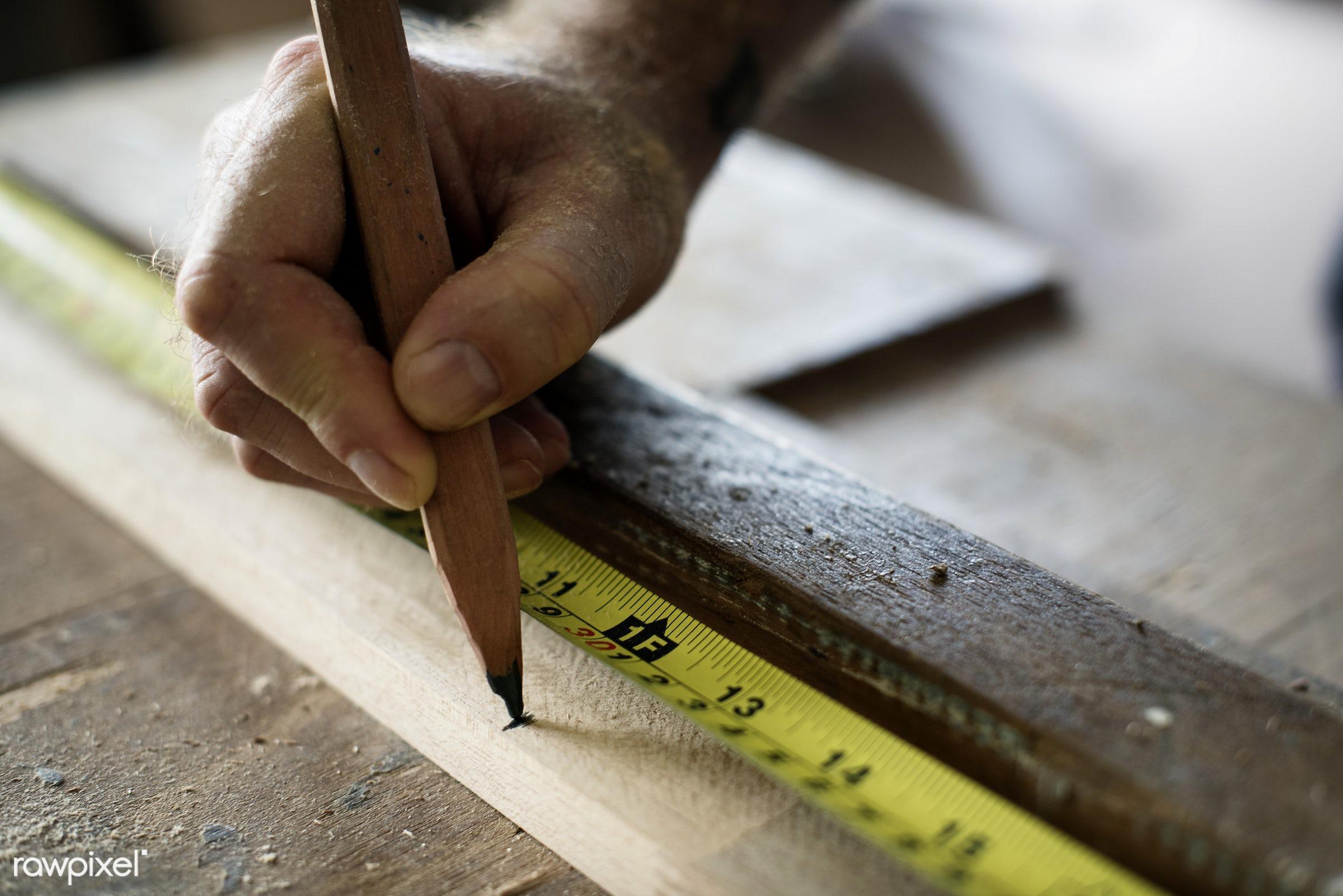 craft, wood, carpentry, tool, plank, equipment, diy, carpenter, handyman, craftsman, worker, repair, industry, measurement...