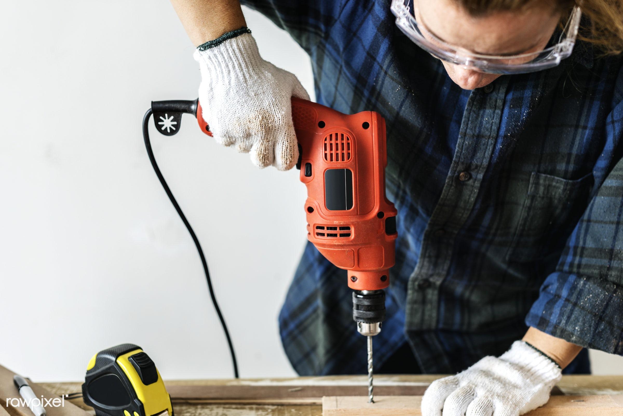 home, technician, development, wood, tool, equipment, house, engineering, installation, repairman, woman, carpenter,...