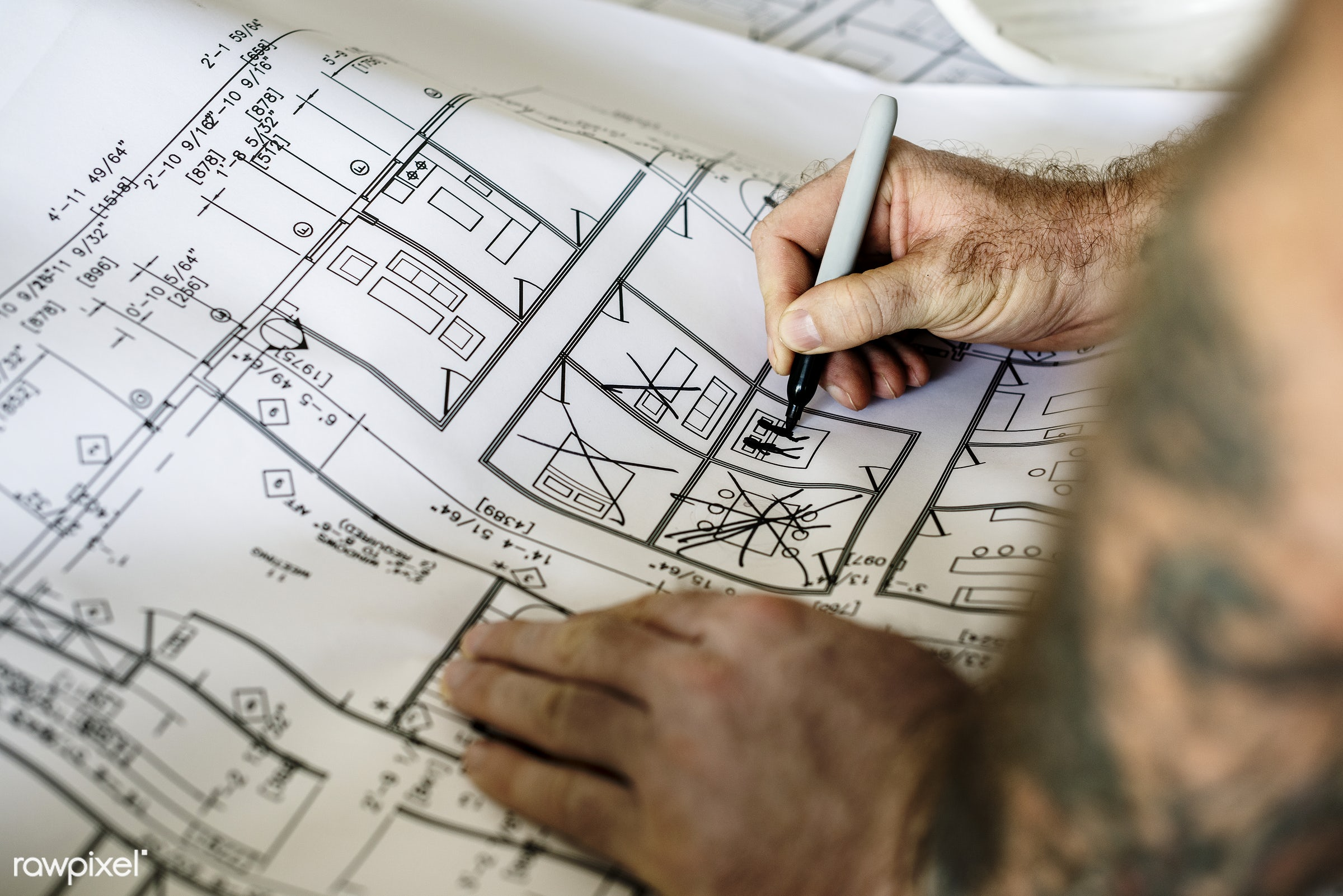 architect, architectural, architecture, blueprint, build, construction, design, document, draft, drafting, drawing, engineer...