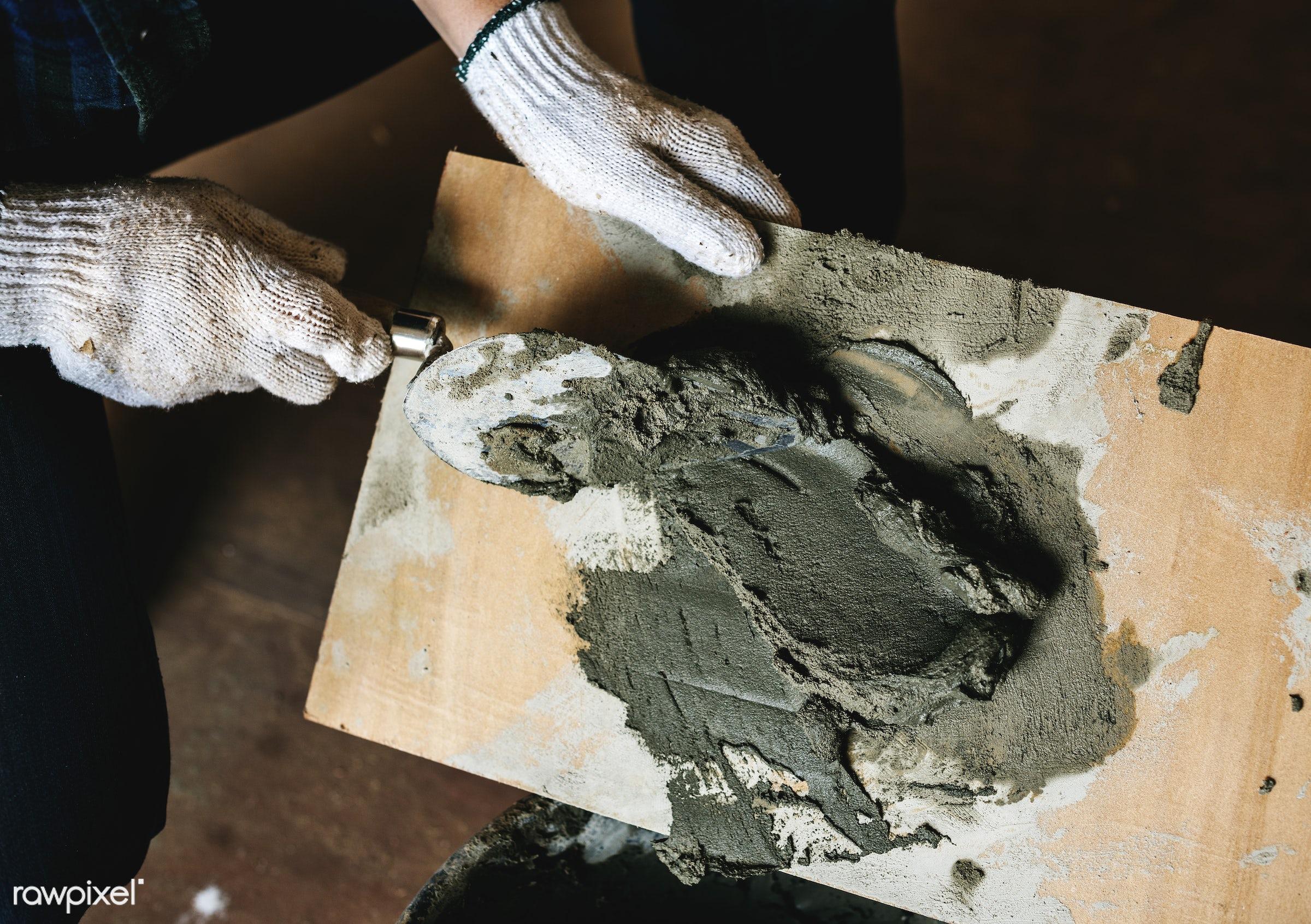 cement, job, engineering, handyman, builder, carpenter, construction, contractor, development, equipment, home, house,...