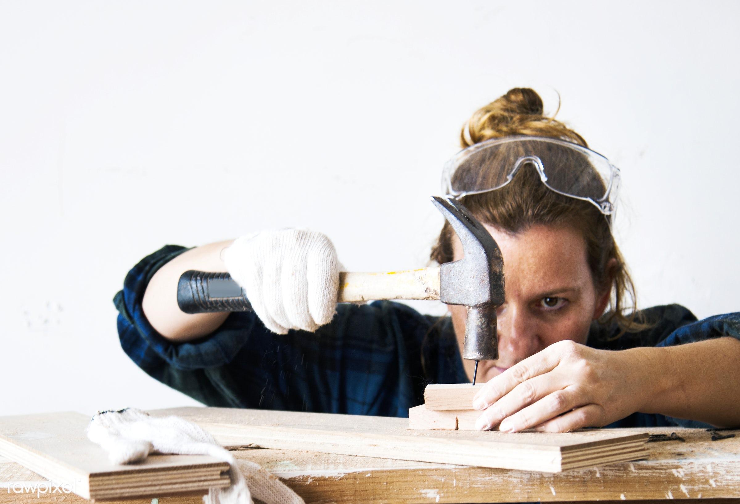 Carpenter working - activity, american, british, carpenter, carpentry, construction, craft, craftsman, design, diy,...