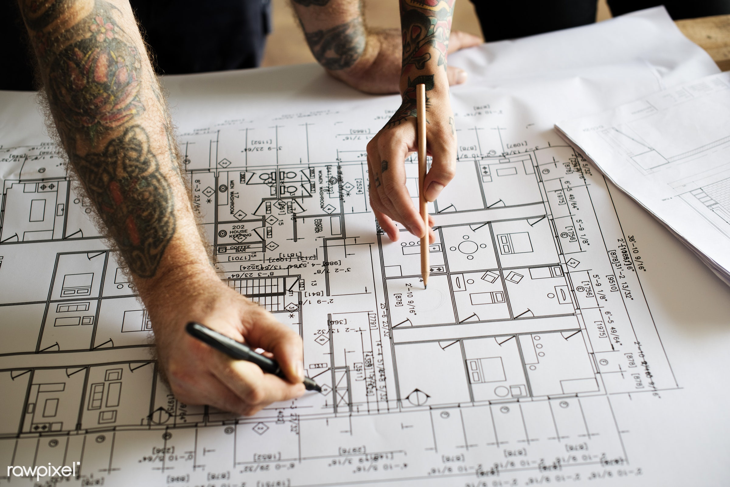 interior, model, paper, architecture, build, engineering, drawing, document, tattoo, construction, structure, engineer,...