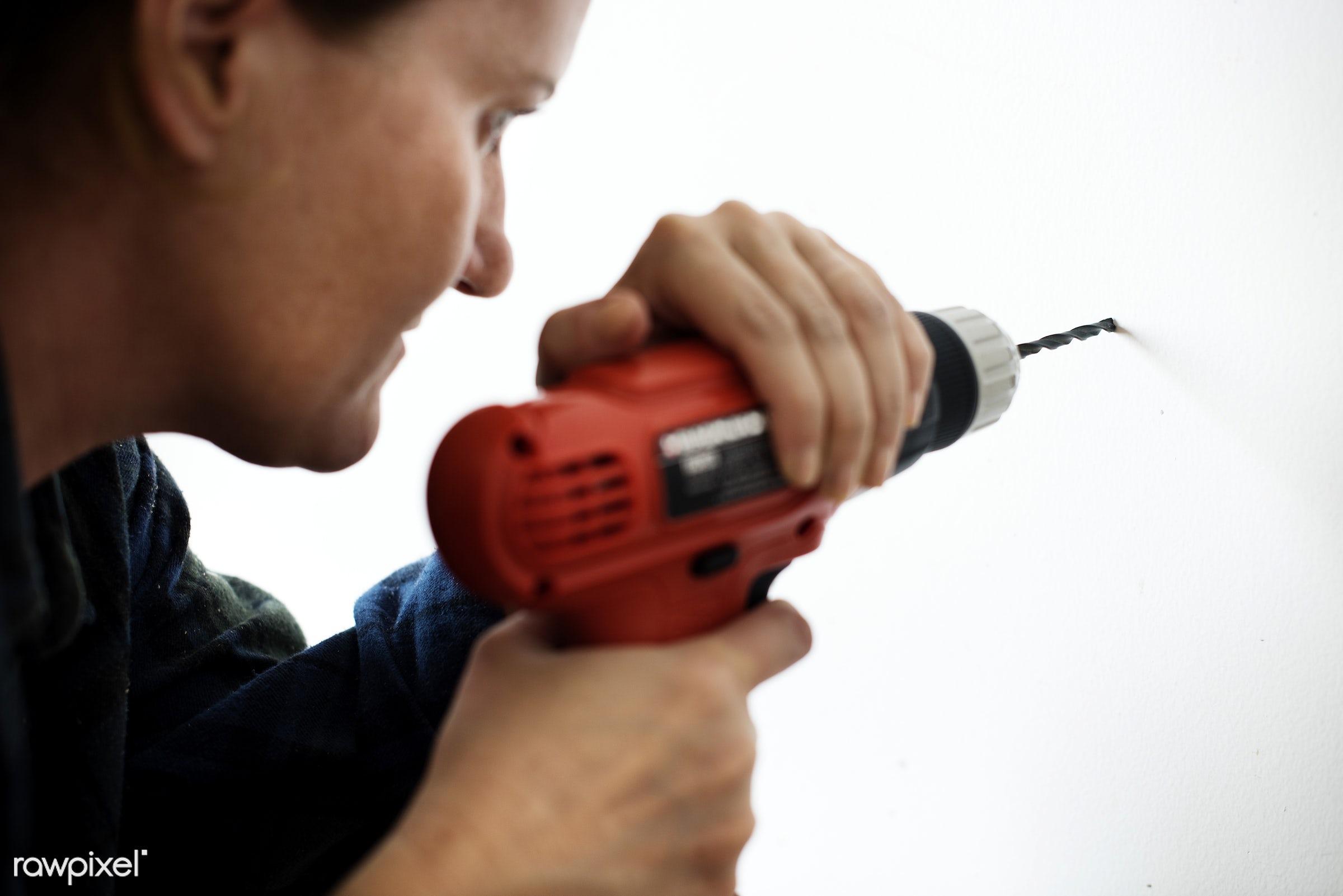 home, technician, development, tool, equipment, house, engineering, installation, repairman, carpenter, woman, handyman,...