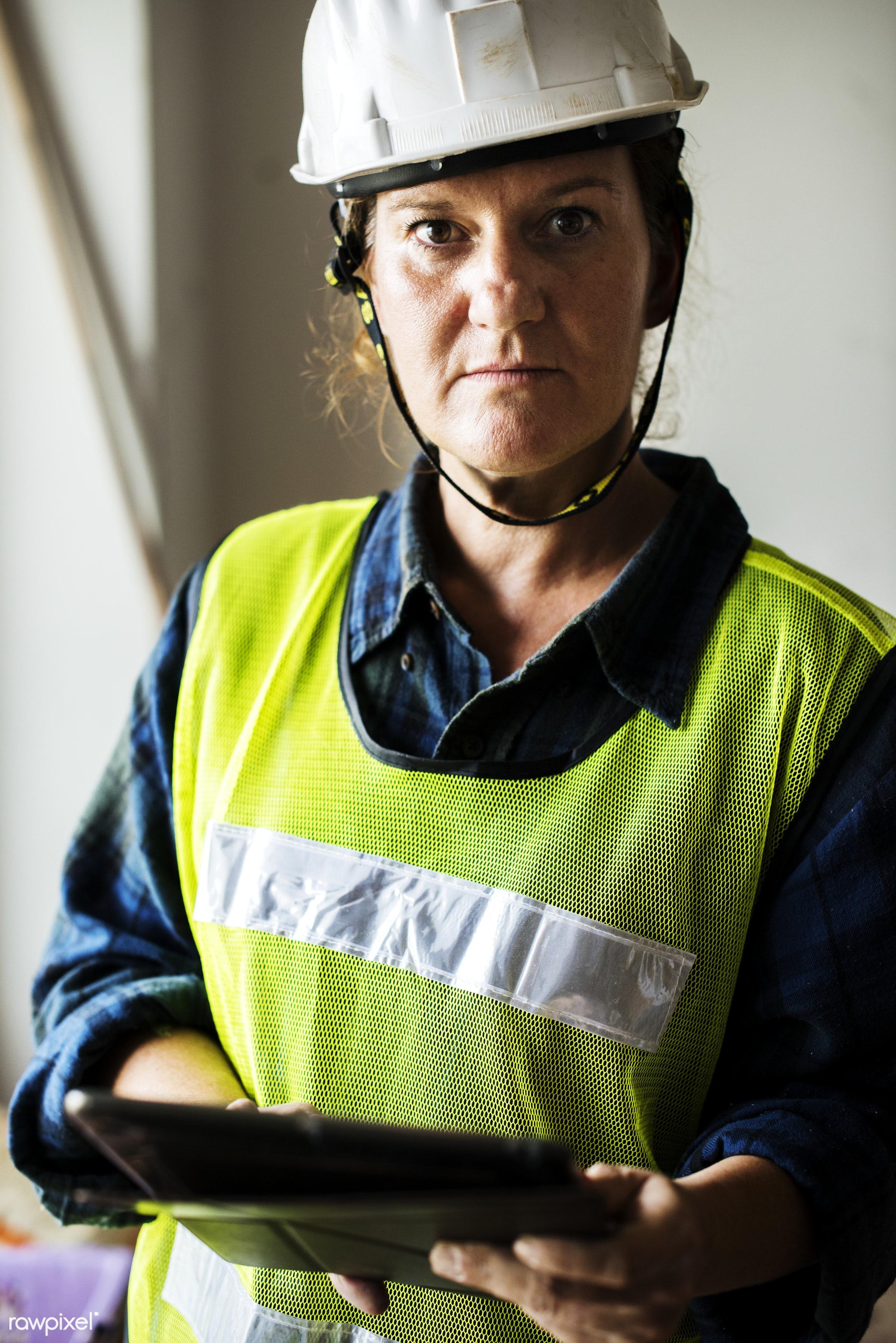 Construction worker - construction, helmet, security, american, british, builder, carpenter, clothing, contractor,...