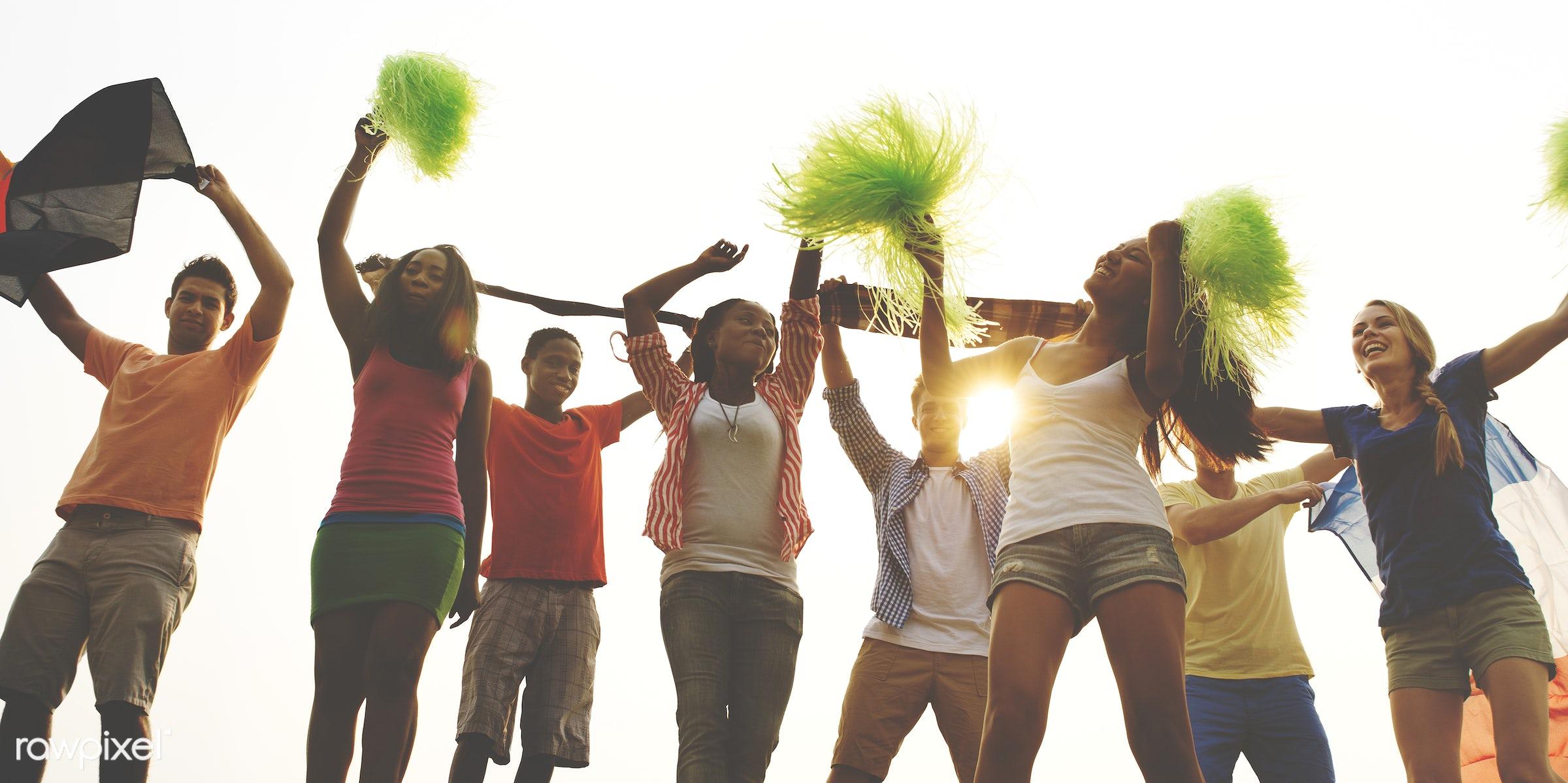 active, activity, african, asian, carefree, caucasian, cheerful, company, dancing, diverse, diversity, enjoying, enjoyment,...