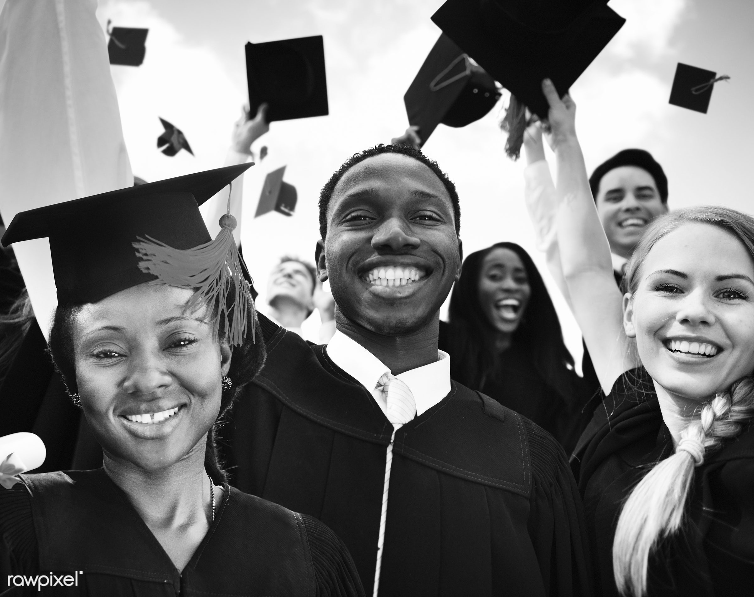 student, graduation, college, african, graduate, learning, school, academic, achievement, african descent, campus, cap,...