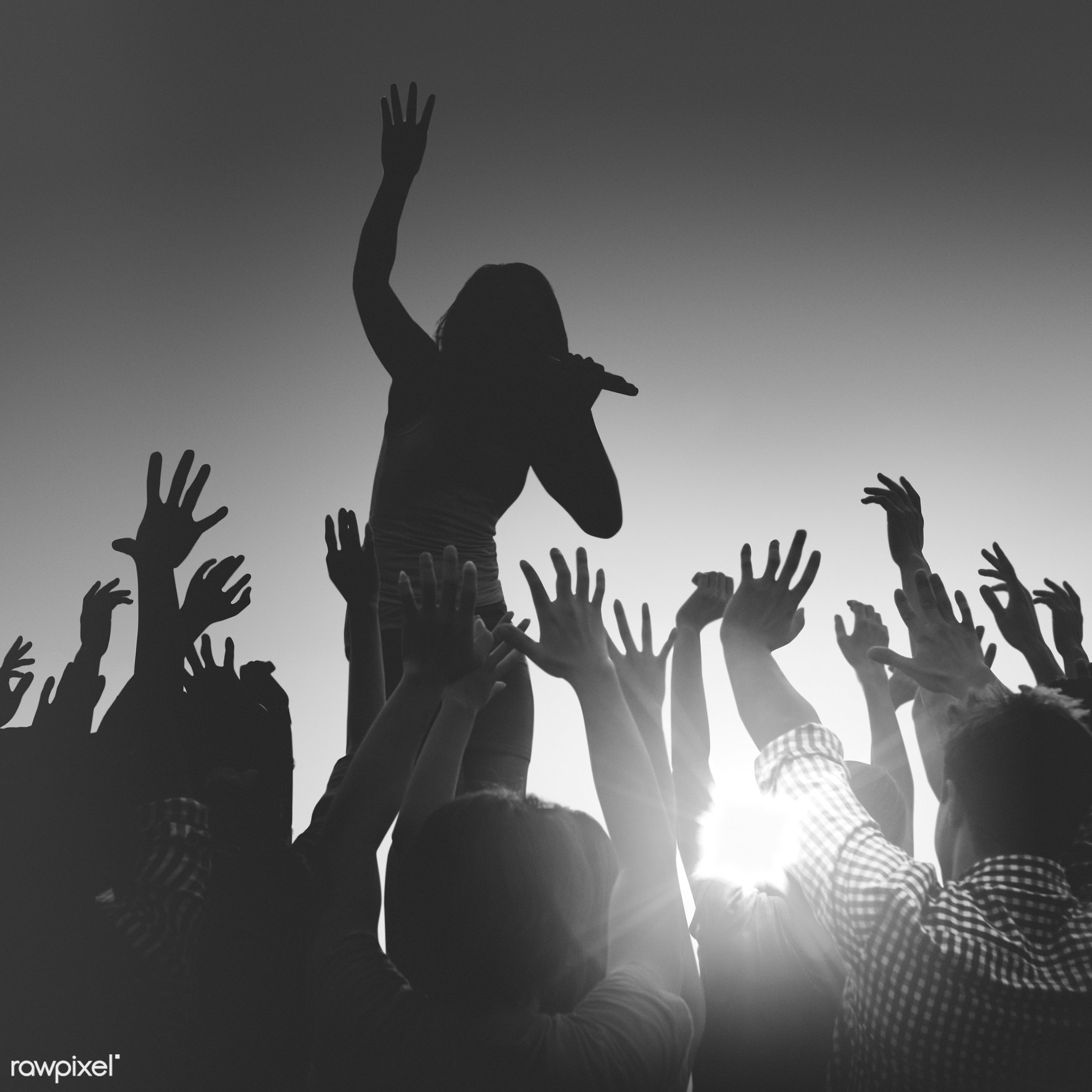 applauding, lifestyles, alcohol, arms outstretched, arms raised, audience, beach, beer, celebration, cheerful, community,...