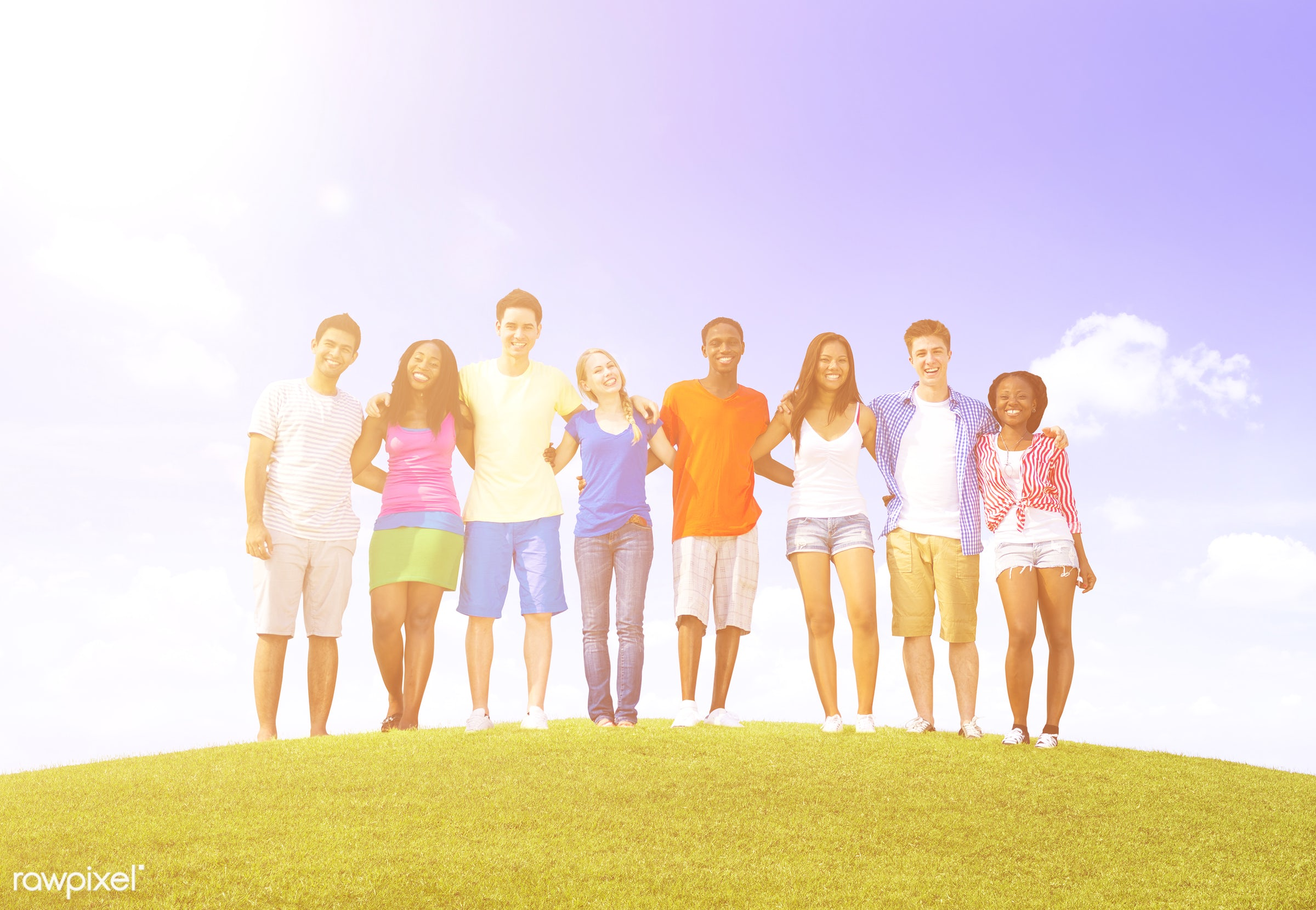 african, casual, casual wear, celebration, cheerful, clouds, colorful, ethnic, excitement, freedom, freshness, friendship,...