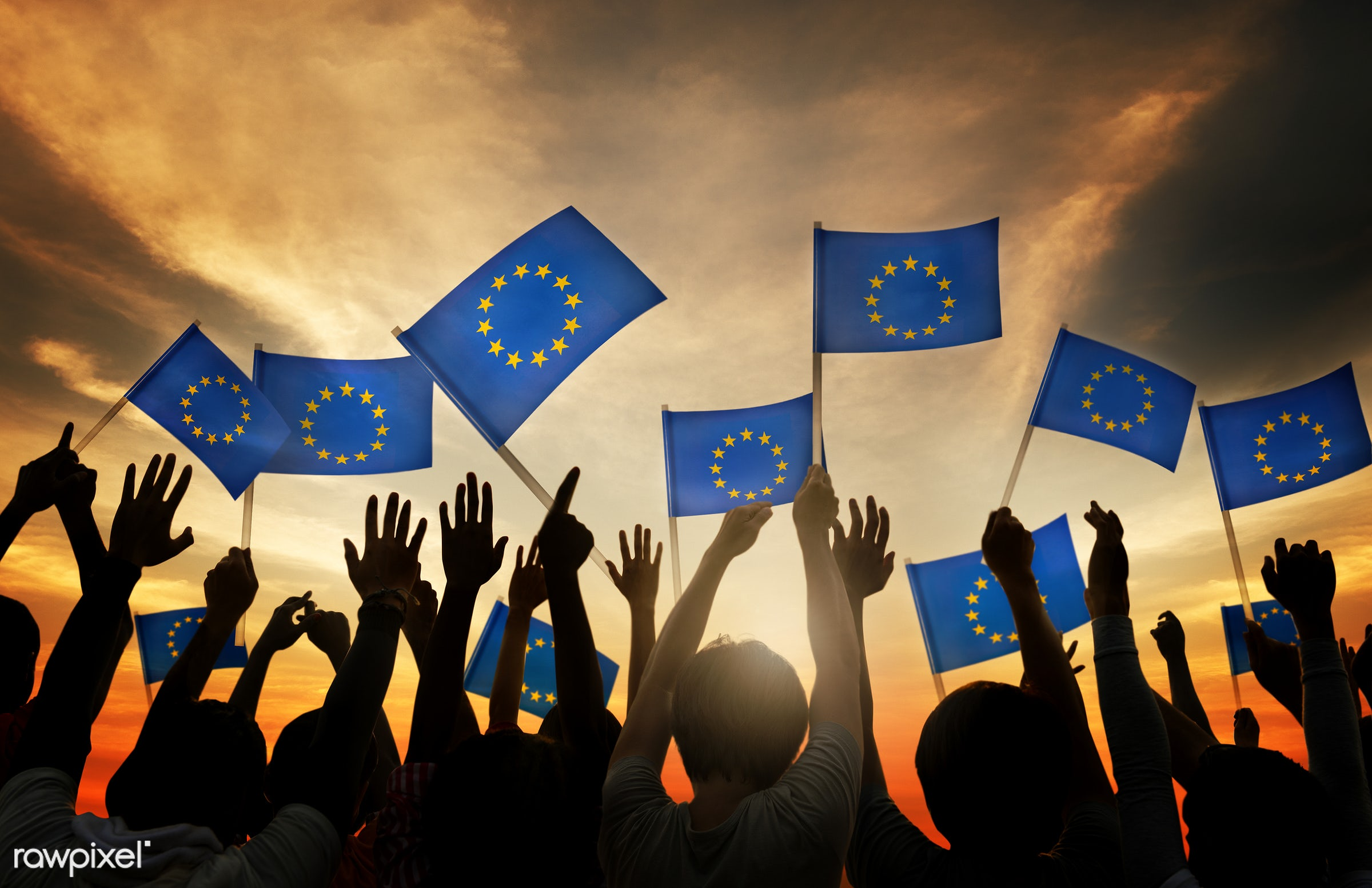 eu, arms raised, audience, back lit, celebration, cheerful, community, connection, crowd, ecstatic, europe, european...
