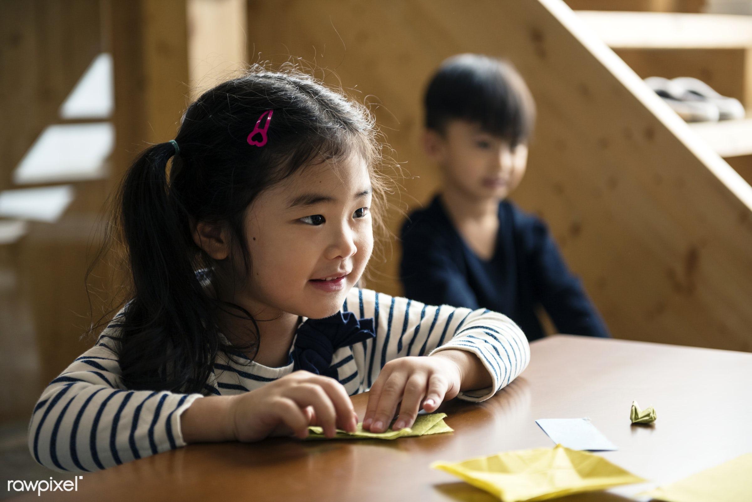 Japanese children - adorable, asia, asian, brother, casual, childhood, children, family, hobby, innocence, japan, japanese,...