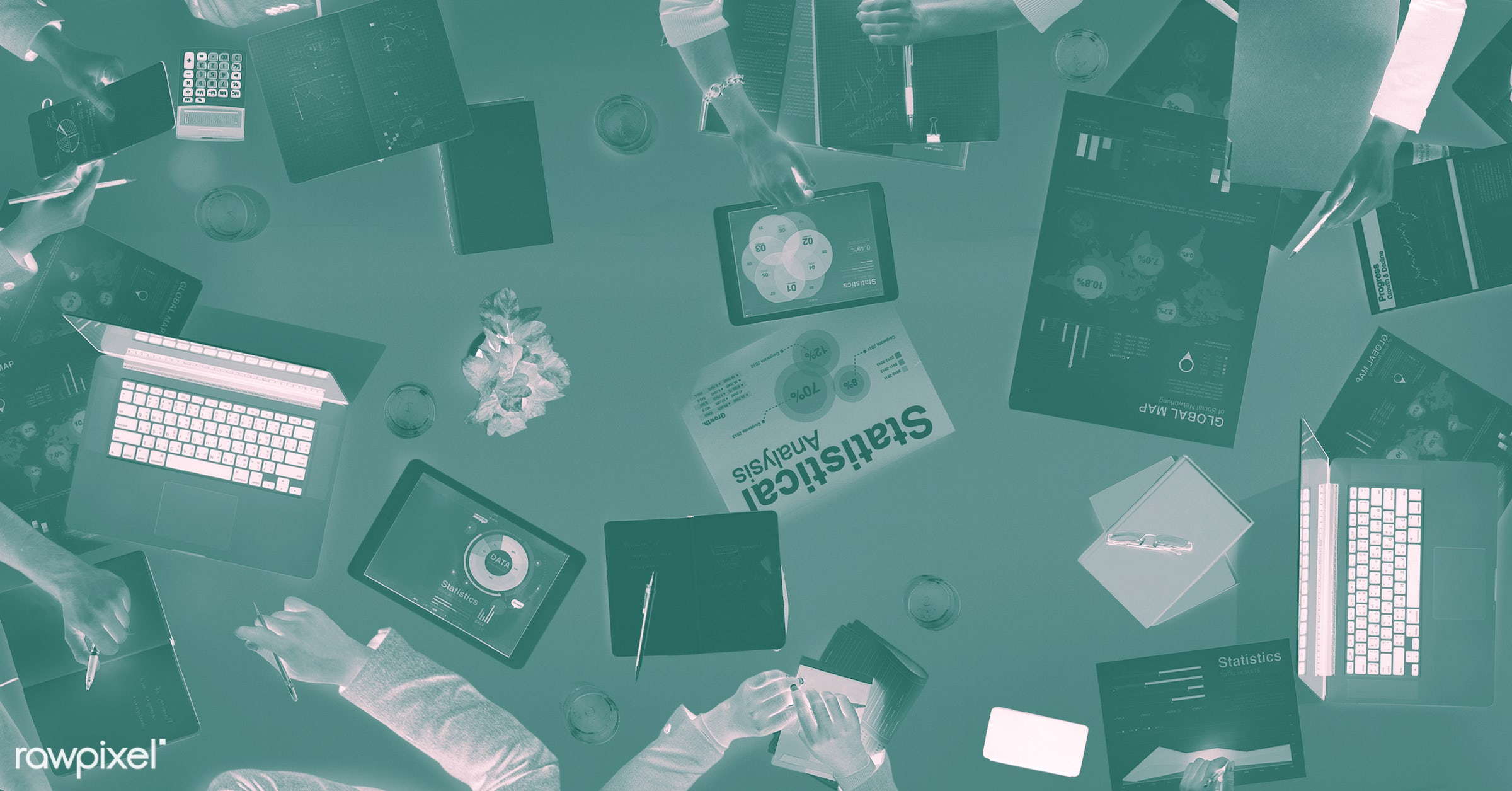 aerial view, analyzing, brainstorming, business, business issues, business people, business person, businessmen,...