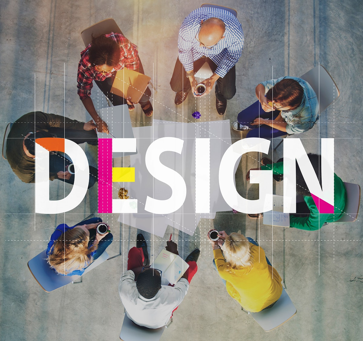 Design Creative Ideas People Graphic Concept