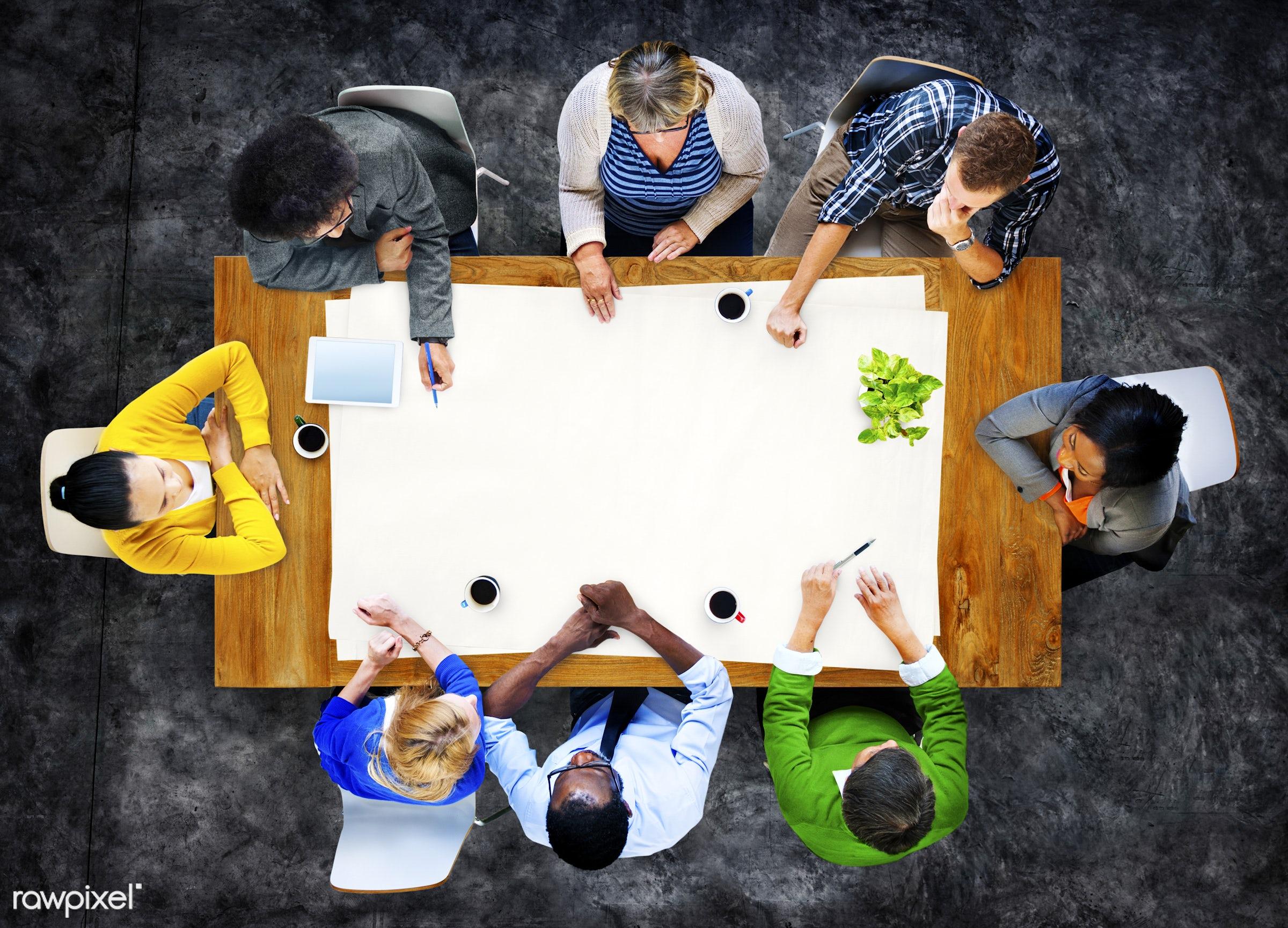 african, african american, african descent, african ethnicity, asian, asian ethnicity, black, blank, brainstorming, carpet,...