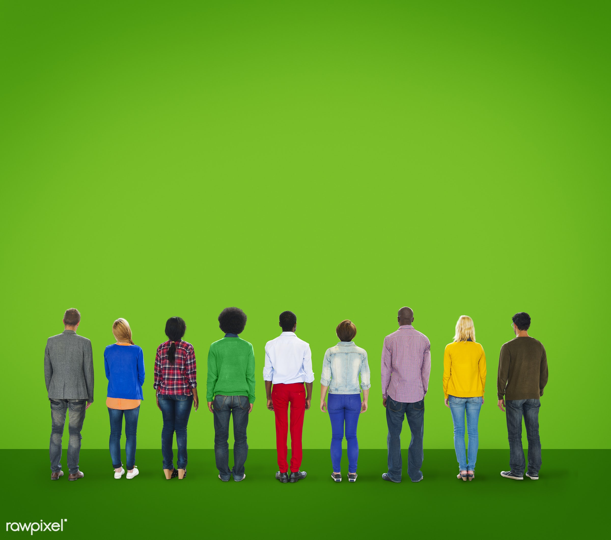 african descent, asian ethnicity, backdrop, background, casual, cheerful, colourful, copy space, diverse, diversity,...