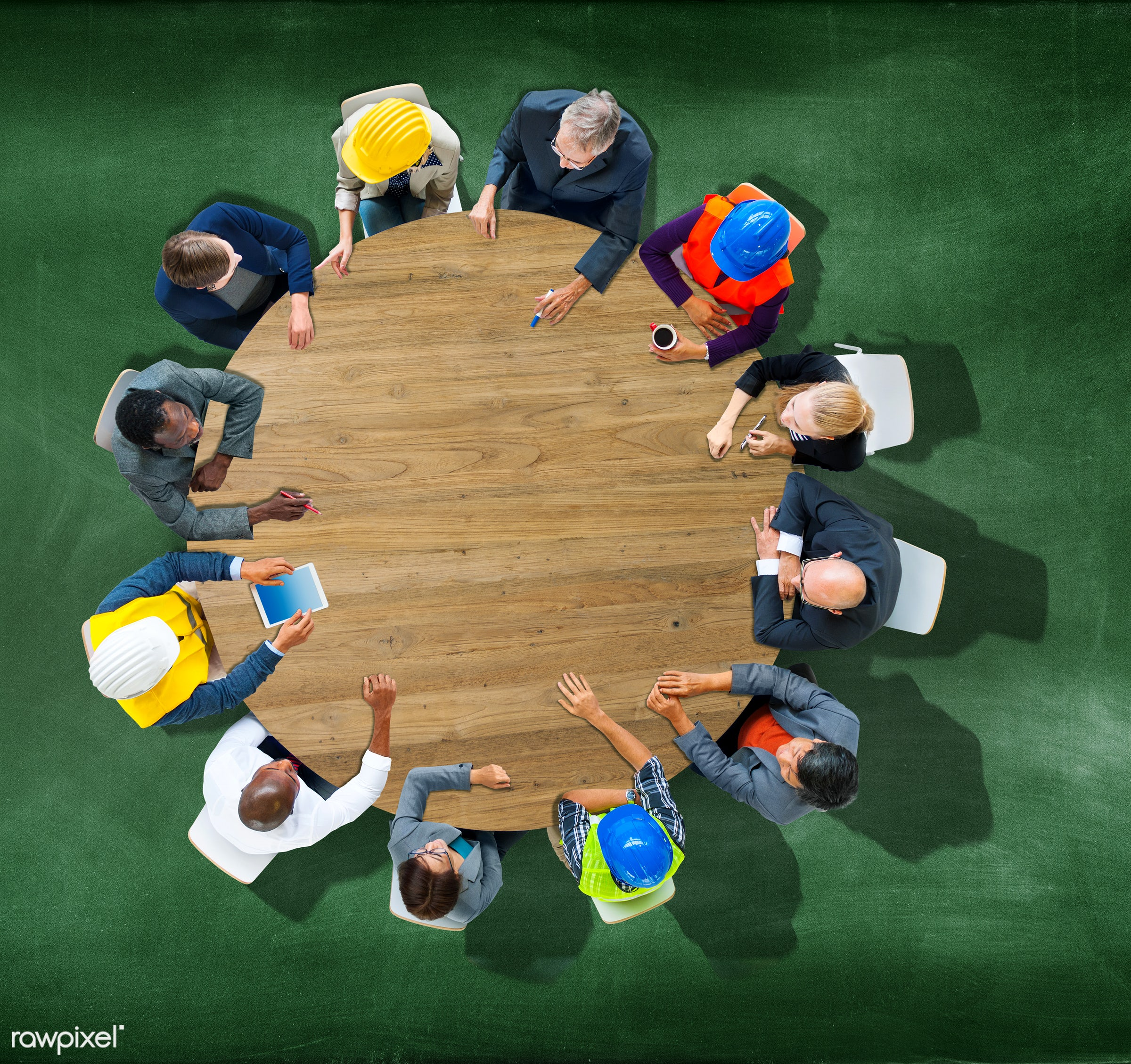 aerial view, african descent, architect, asian ethnicity, banner, blackboard, blank, business people, businessmen,...