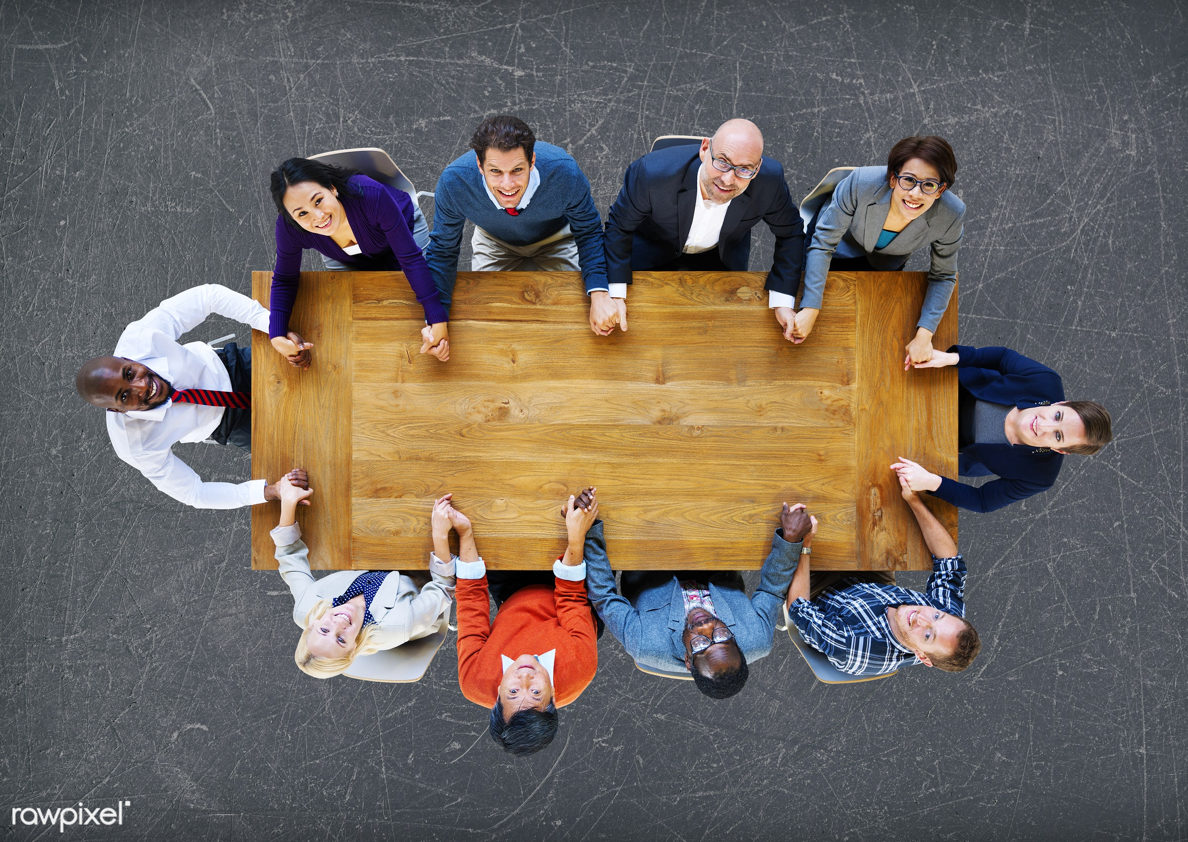 Business People Team Connection Togetherness Concept - african american, african descent, architecture, asian, black,...