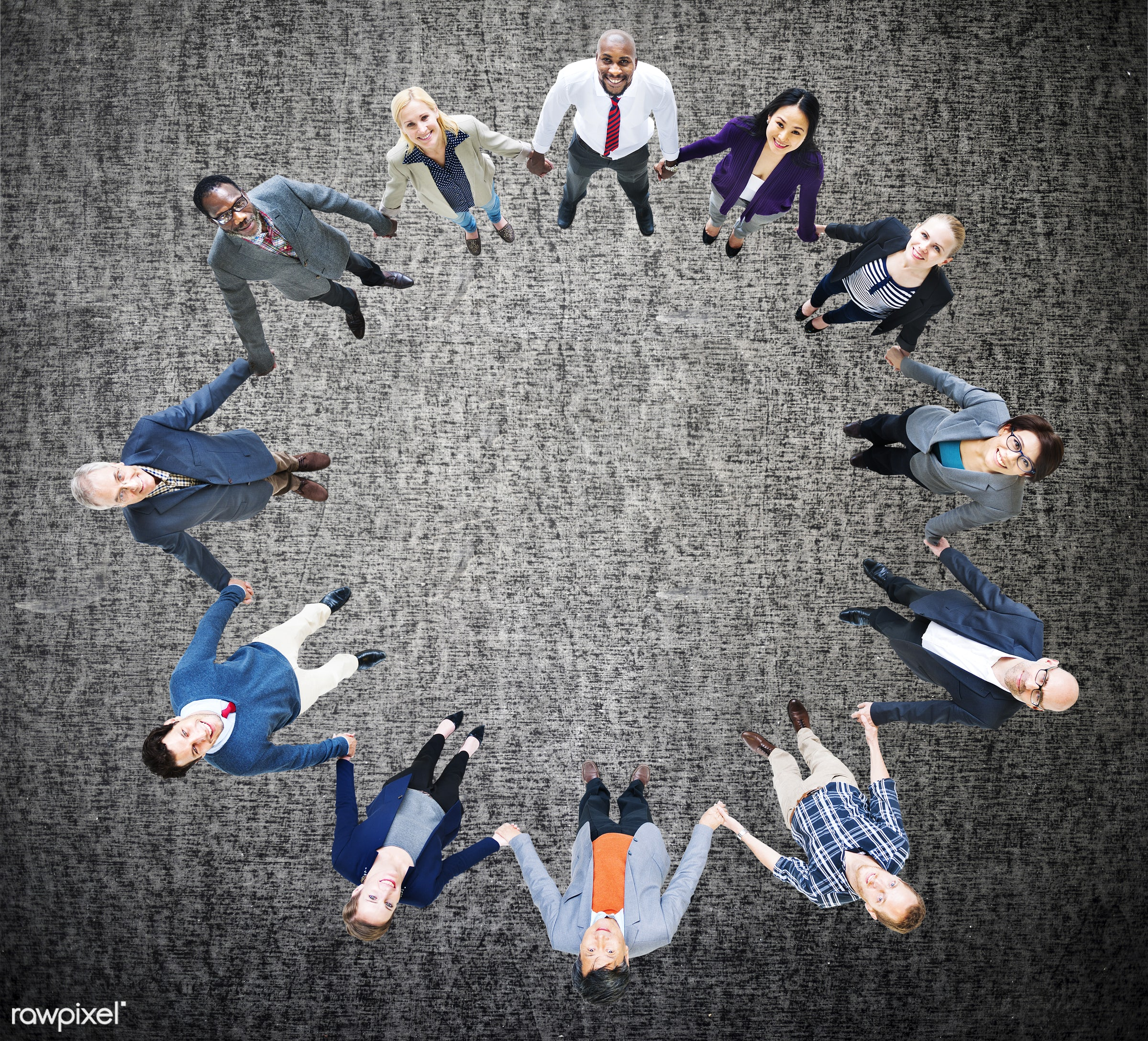 aerial view, african descent, asian ethnicity, blank, business, business people, businessmen, businesswomen, carpet,...