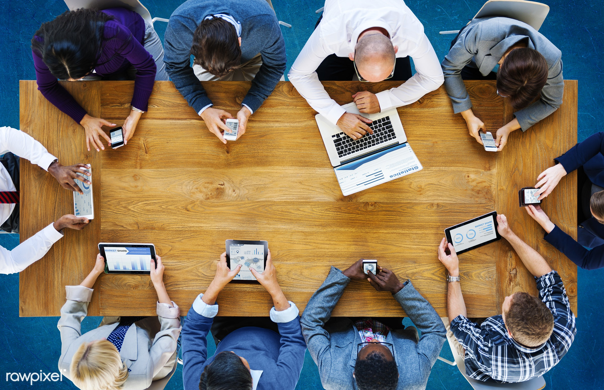 aerial view, analysis, business, business people, businessmen, businesswomen, communication, connection, conversation,...