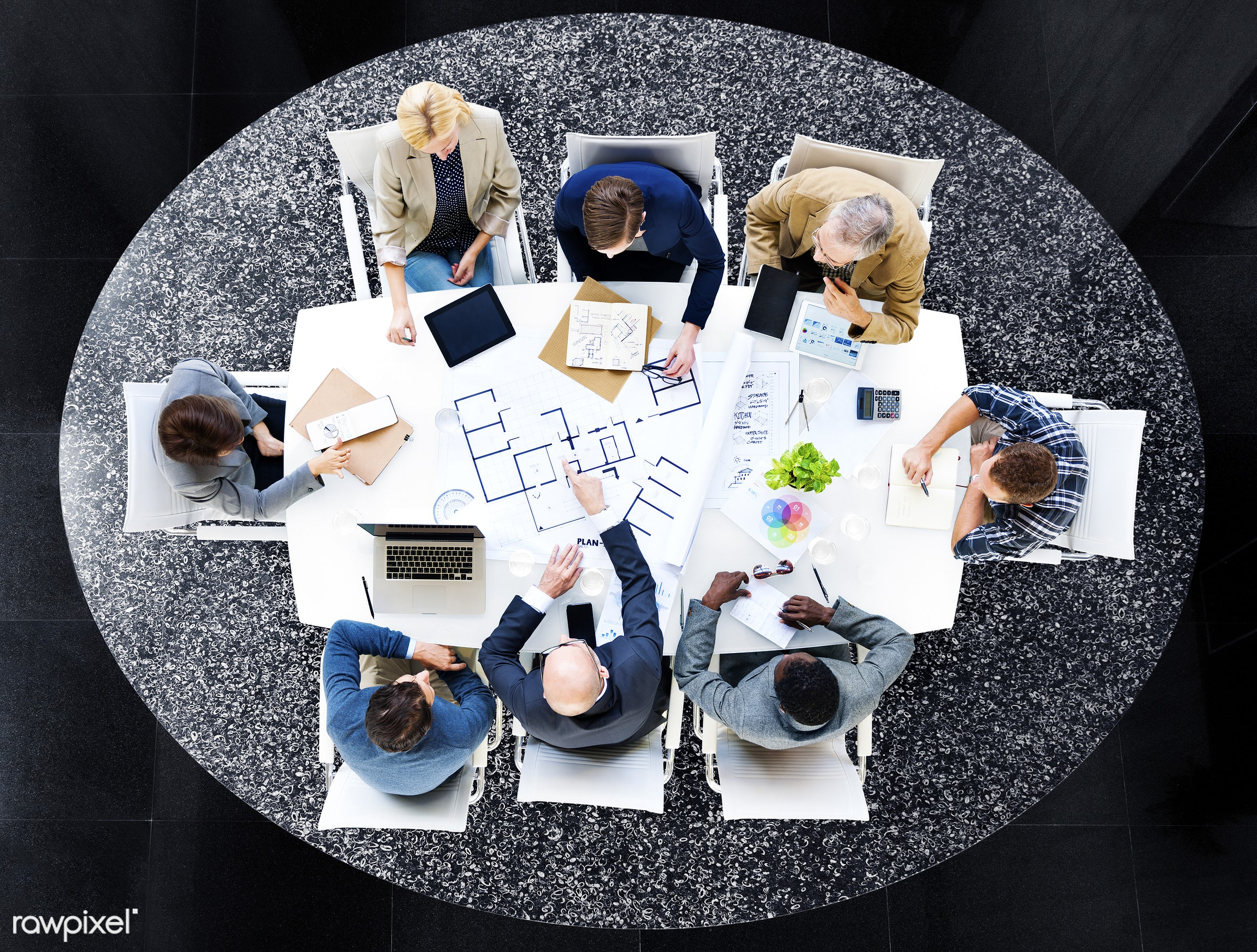 aerial view, architect, architecture, blueprint, board meeting, board room, brainstorming, business, business people,...