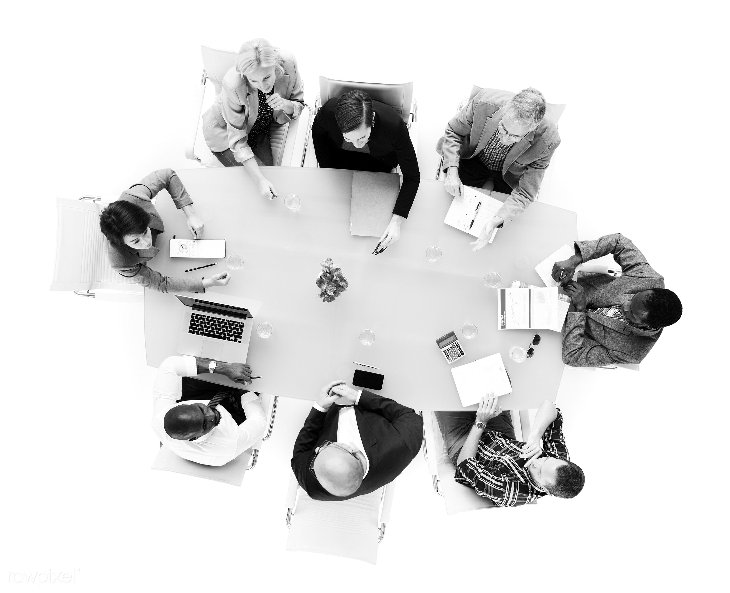 caucasian, aerial view, african ethnicity, asian ethnicity, board room, brainstorming, business, casual, communication,...