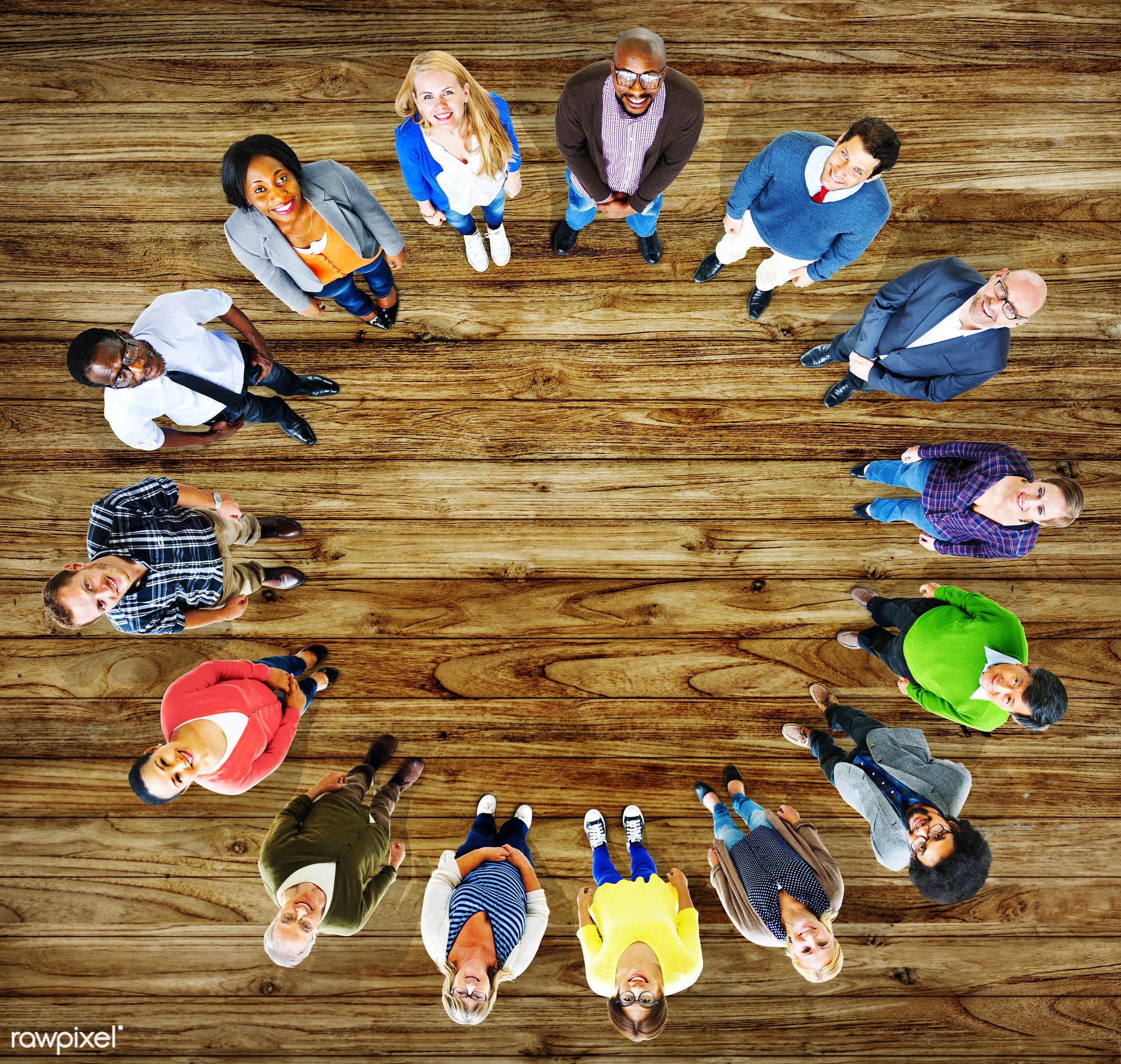 aerial view, african, african descent, asian, asian ethnicity, backgrounds, business, circle, close-up, colorful,...