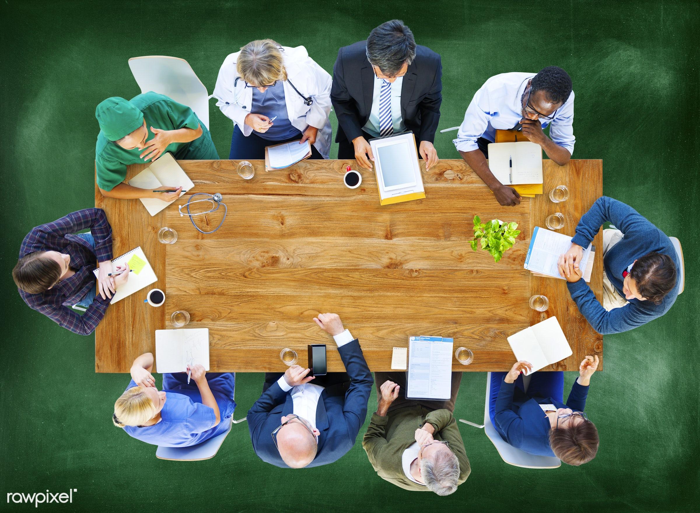 analysing, blackboard, chalkboard, concrete floor, consultant, consultation, diagnose, diagnosis, discussion, disease,...