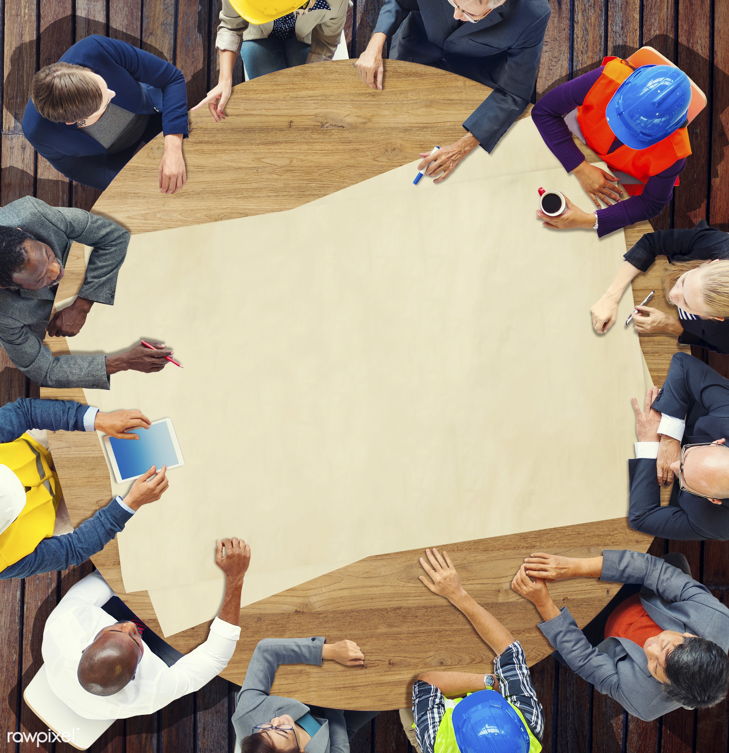 aerial view, architect, architecture, asian ethnicity, brainstorming, business, business people, businessmen, businesswomen...