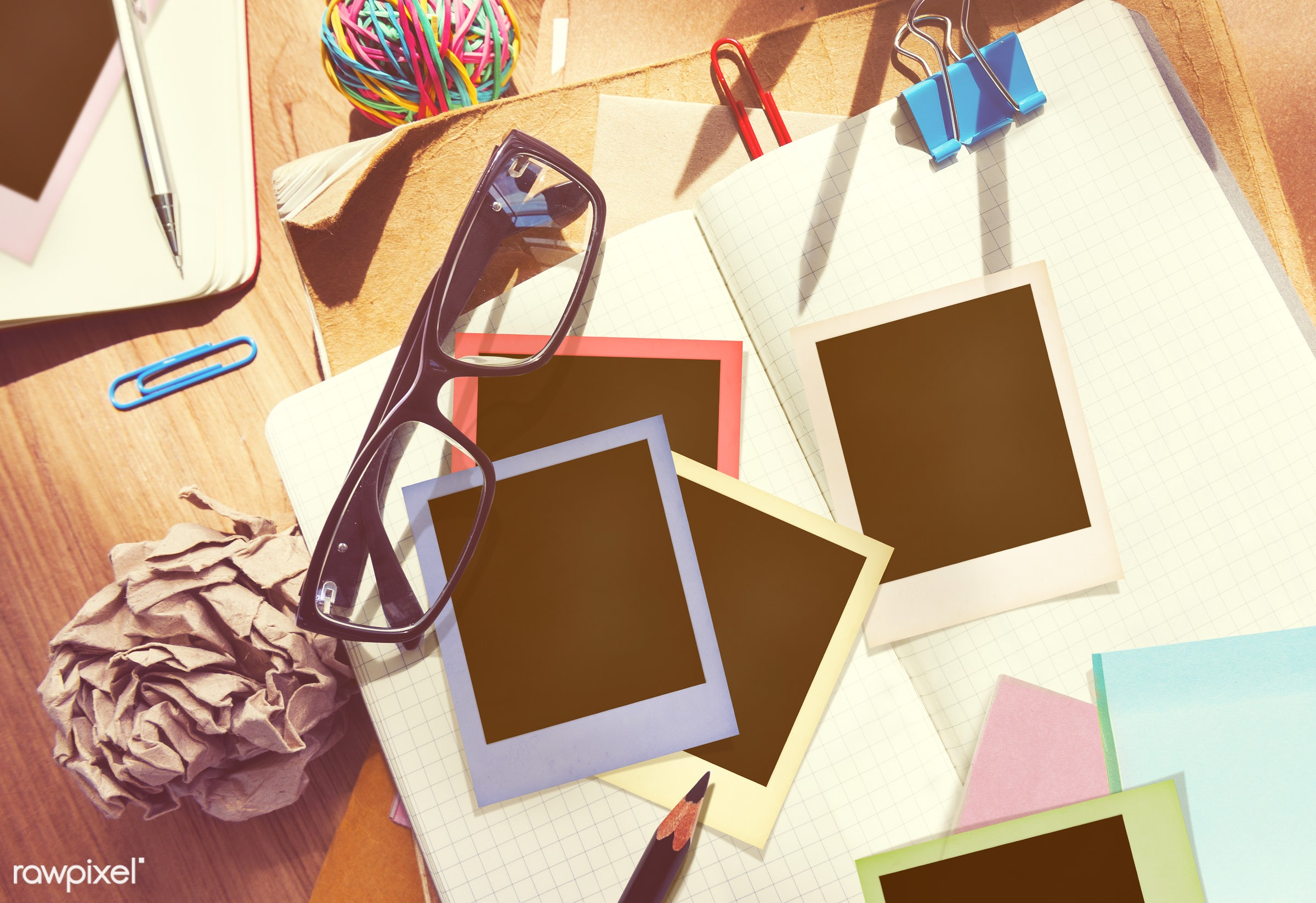 adhesive note, books, cluttered, copy space, desk, diary, education, film, glasses, global, global business, home office,...