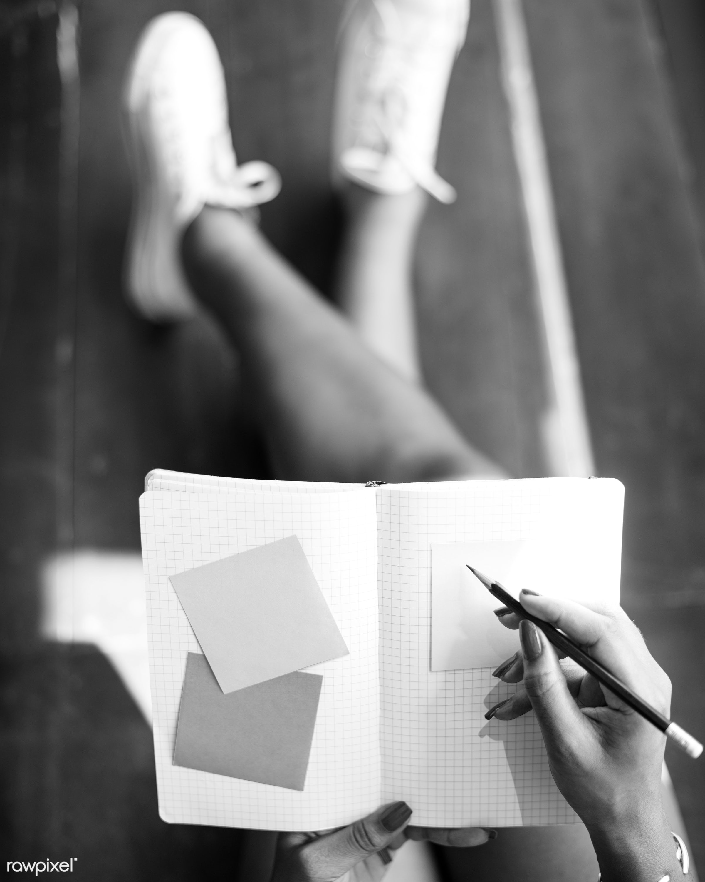 blank, creative, creativity, design, designer, documents, draft, drafting, drawing, flat, hand, ideas, line, notebook,...