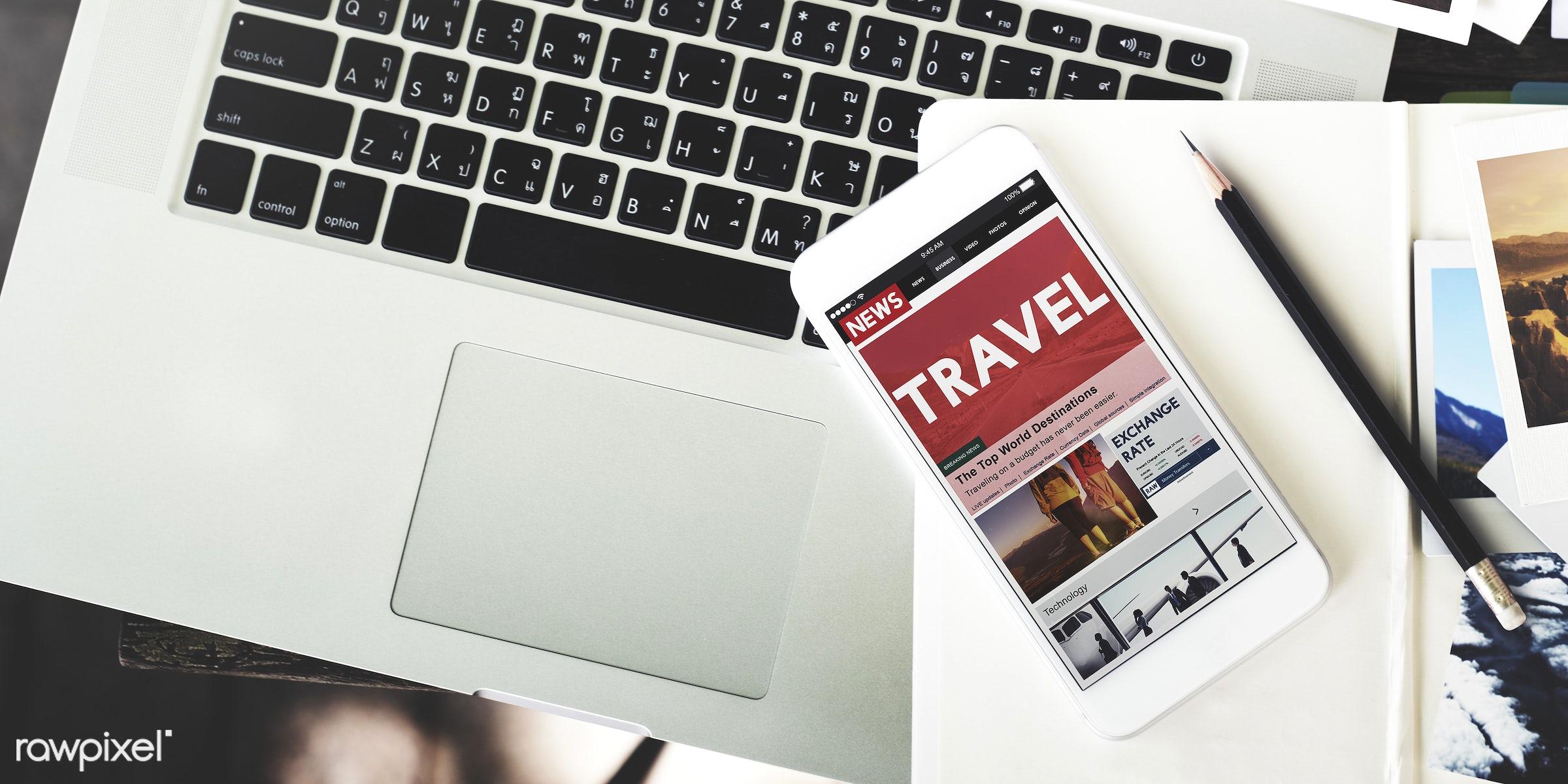 advanced technology, business travel, communication, computer, connection, cruiser, data, destination, devices, digital,...