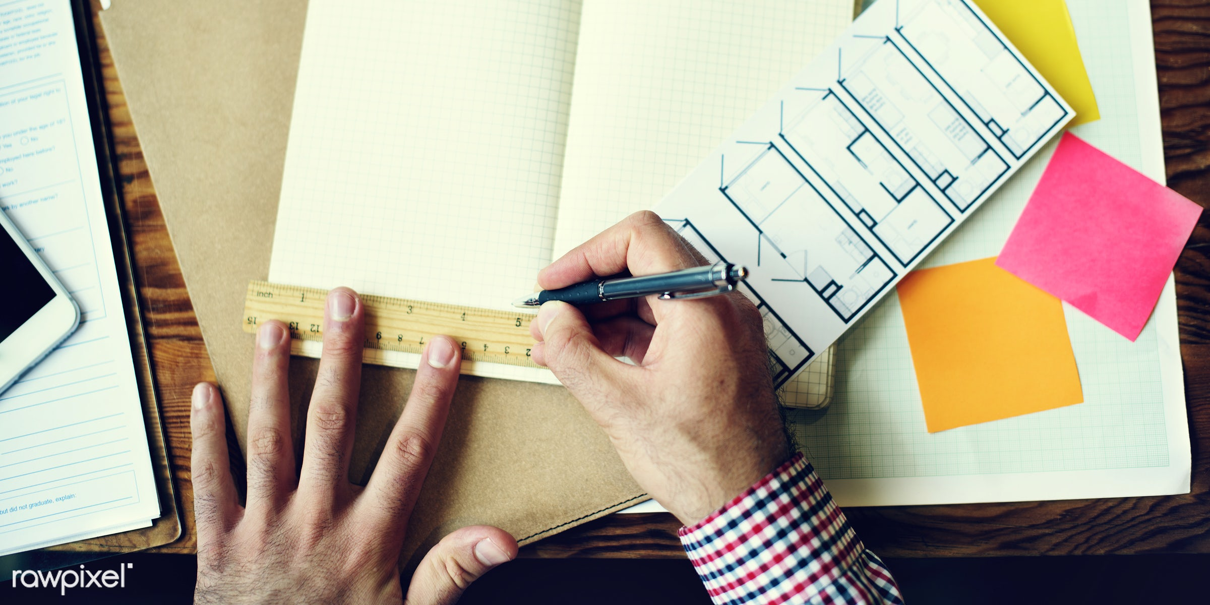 architect, architecture, blueprint, book, constructer, creative, creativity, design, designer, documents, draft, drafting,...