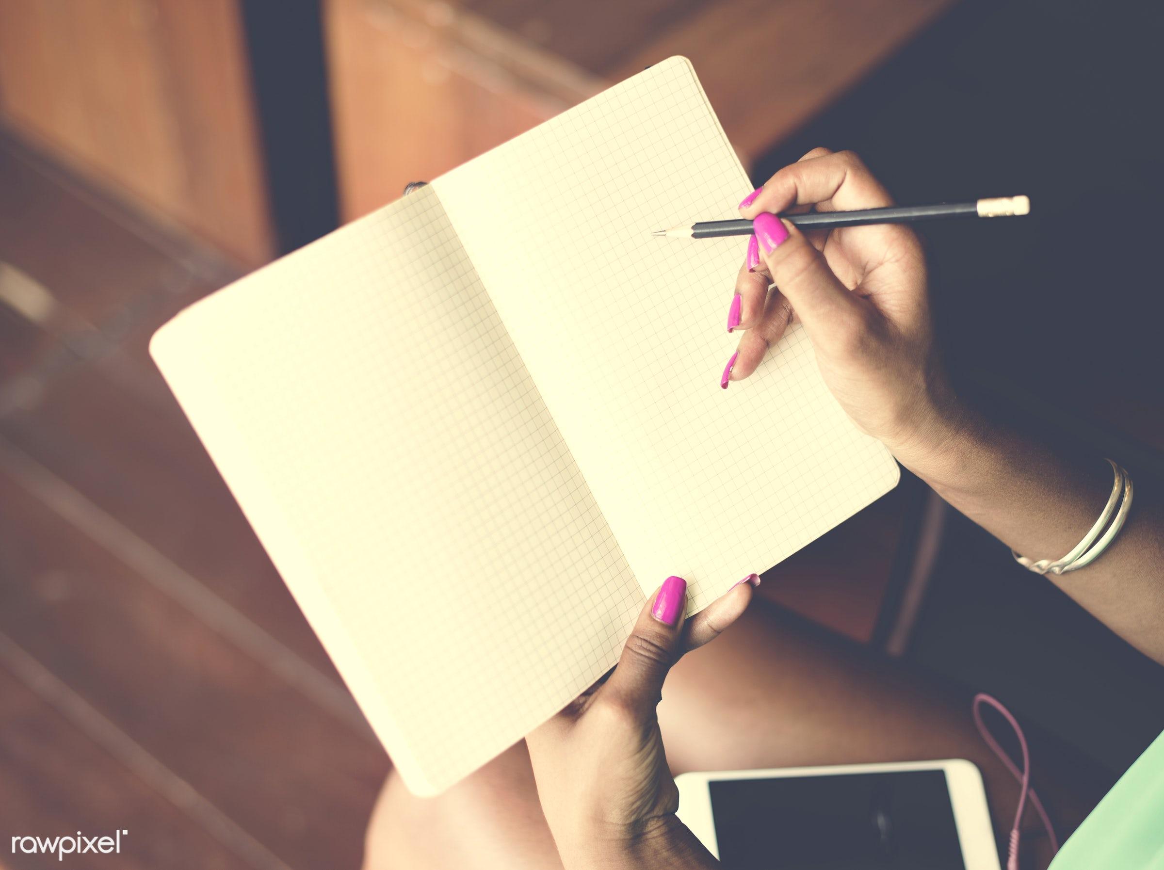 blank, creative, creativity, design, designer, documents, draft, drafting, drawing, flat, hand, ideas, line, notebook,...