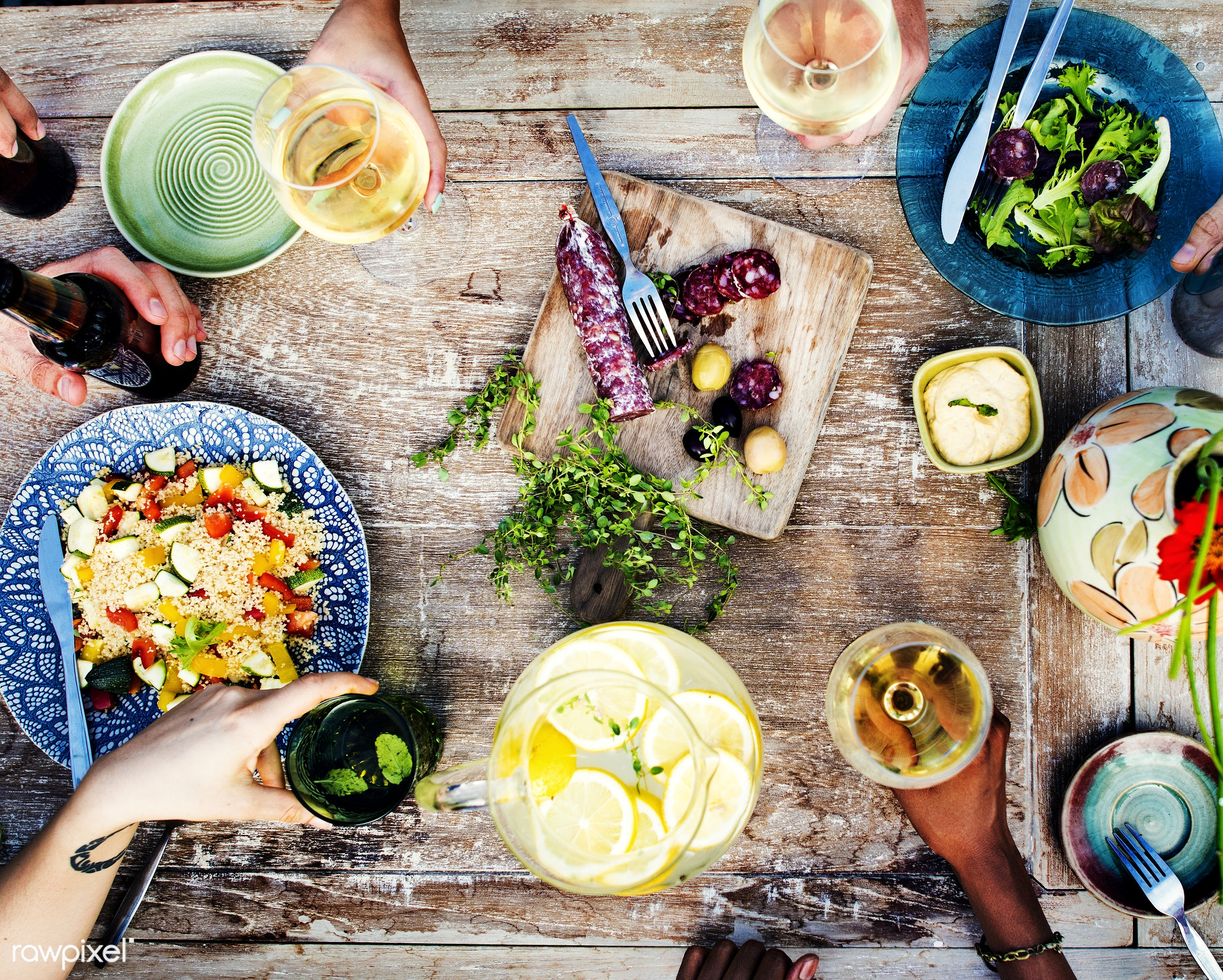 taste, aerial view, allspice, beer, beverage, bowl, champagne, color, colorful, cook, cuisine, delicious, dinner, drink,...