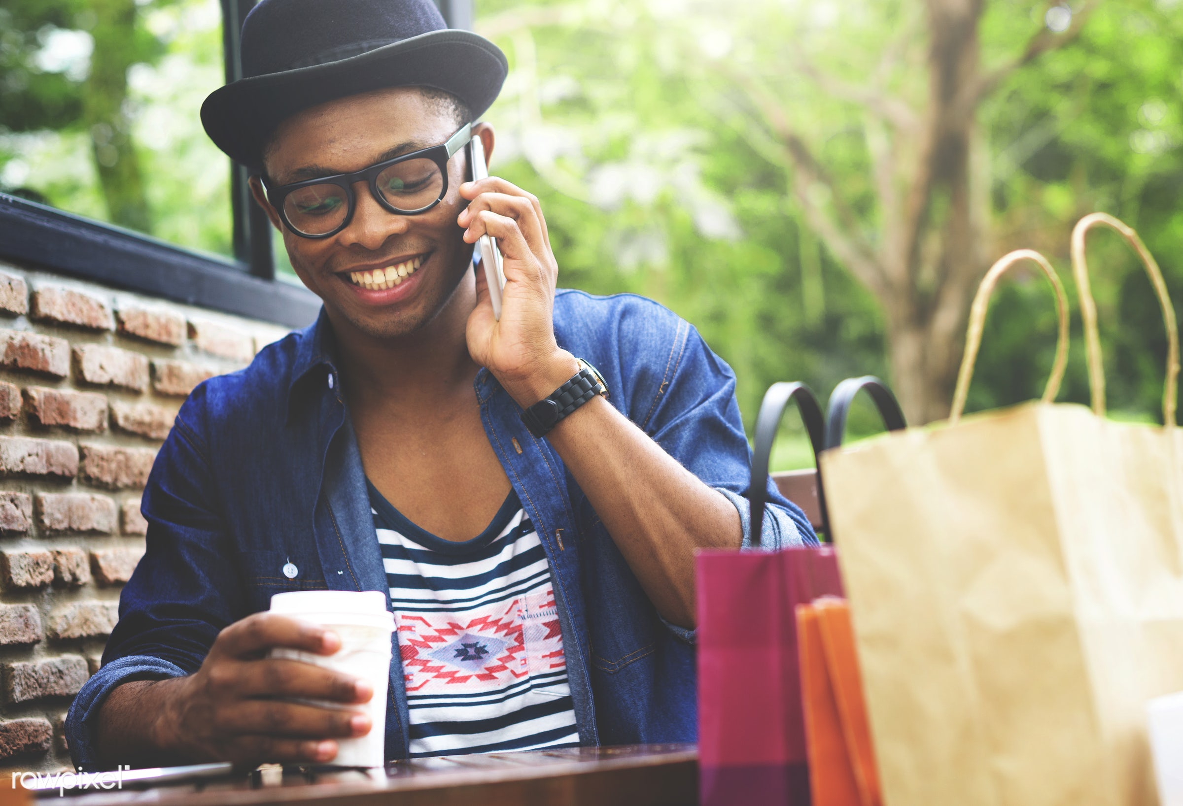 activity, african descent, attractive, buyer, buying, cafe, casual, cheerful, coffee, coffee shop, commerce, communication,...