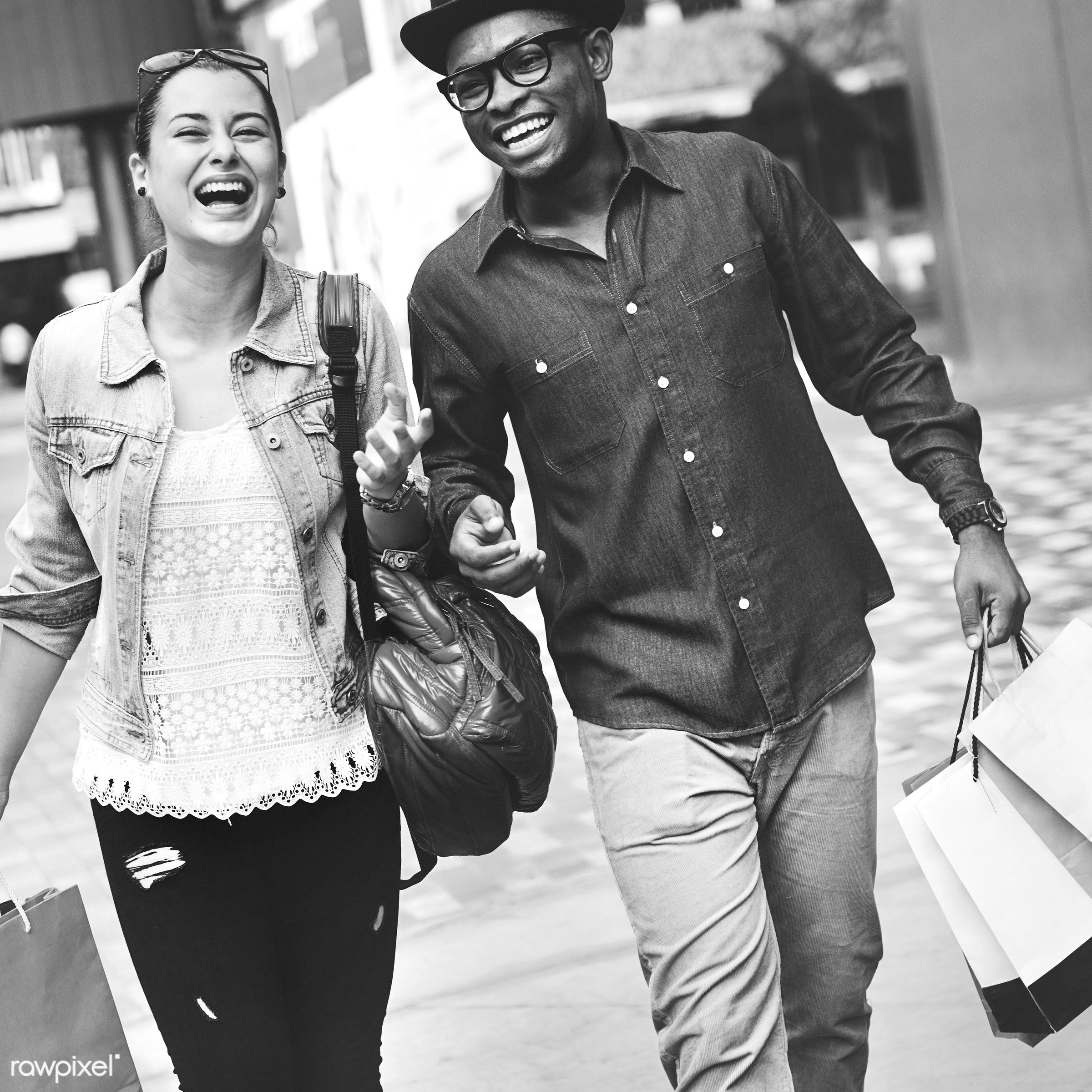 african descent, boyfriend, buyer, buying, casual, cheerful, commerce, consumer, consumerism, couple, customer, diverse,...