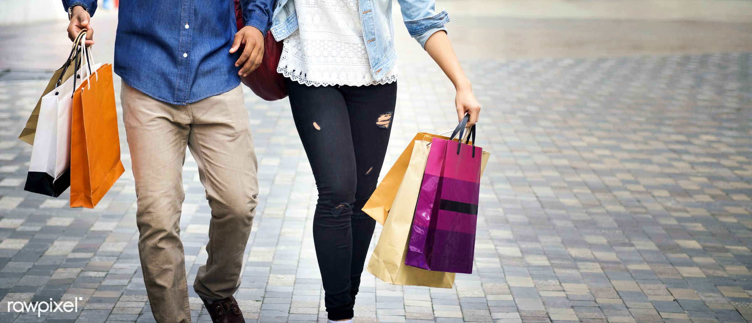 shopper, african descent, boyfriend, buyer, buying, casual, cheerful, commerce, consumer, consumerism, couple, customer,...