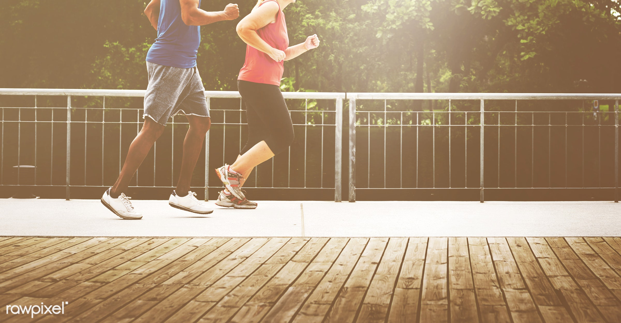 fence, active, activity, adult, african, american, athlete, body, cardio, caucasian, couple, diverse, diversity, exercise,...