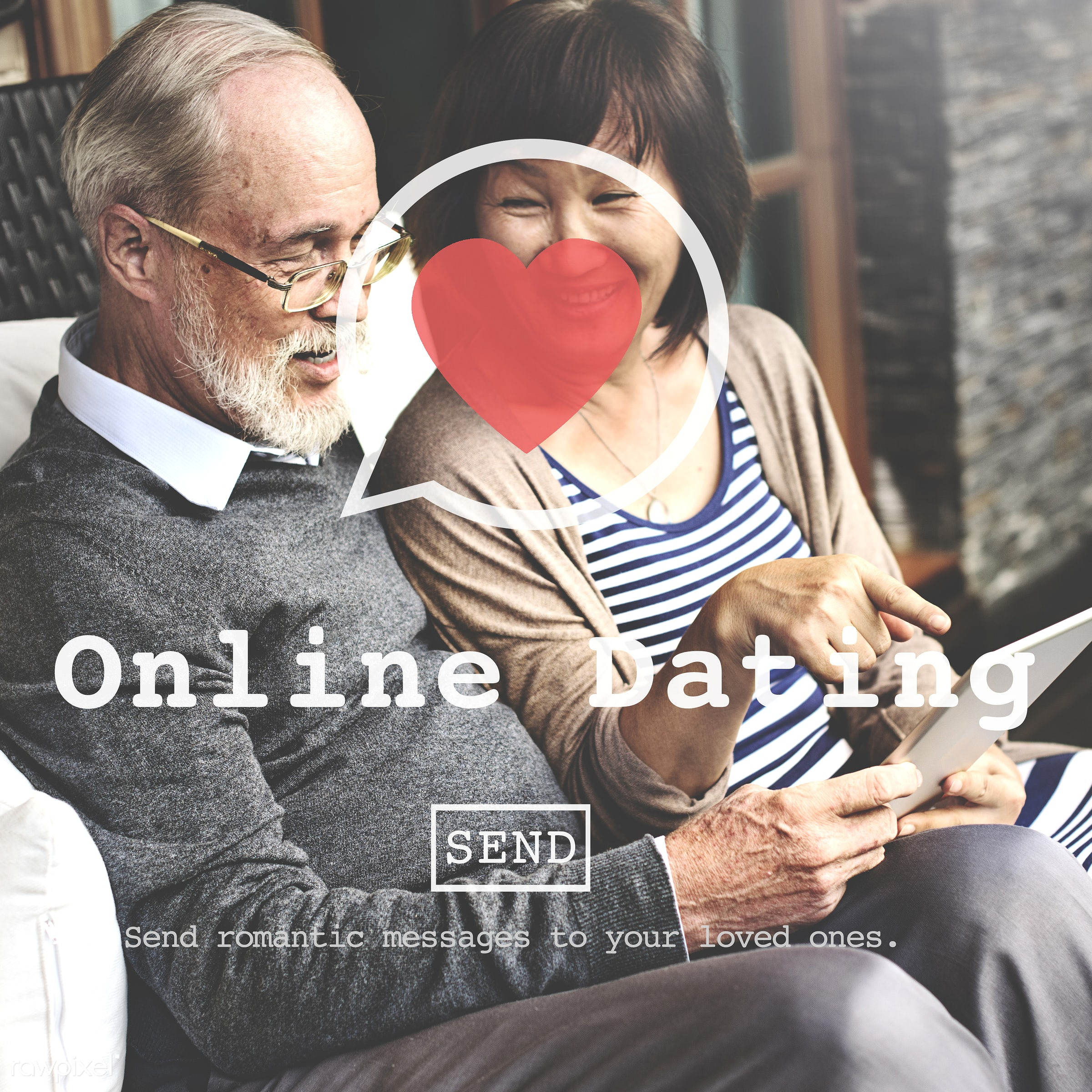 wireless technology, asian ethnicity, bonding, browsing, communication, connect, court, dating, digital, digital tablet,...