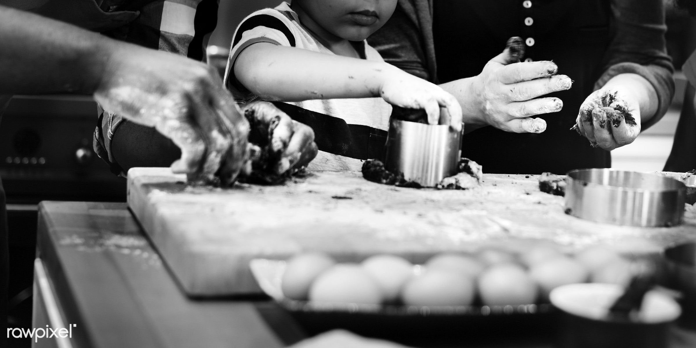 activity, african, african american, african descent, bakery, black, bonding, brother, casual, cheerful, child, childhood,...