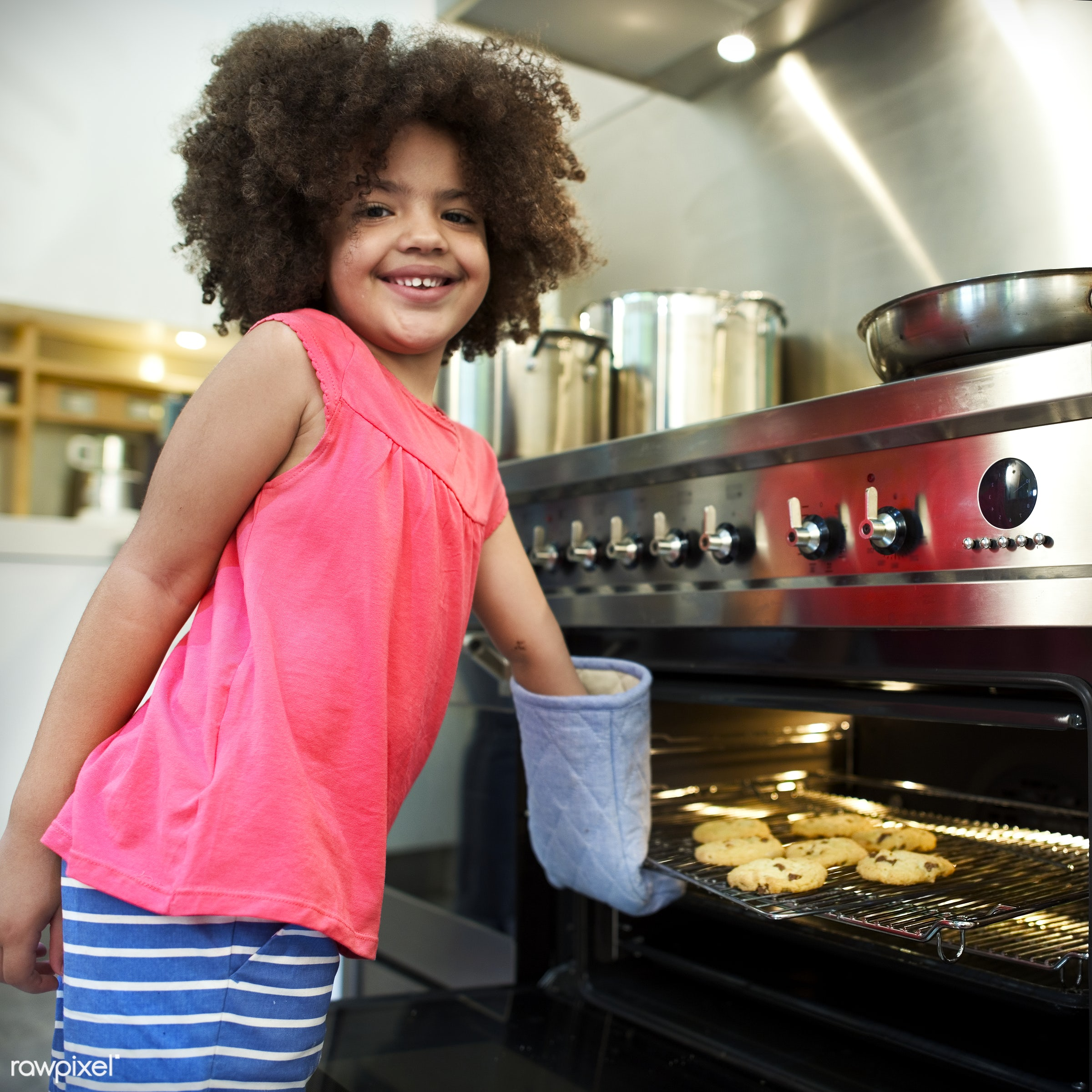 activity, african, african descent, bake, baker, bakery, bowl, cake, casual, cheerful, child, childhood, children, cook,...