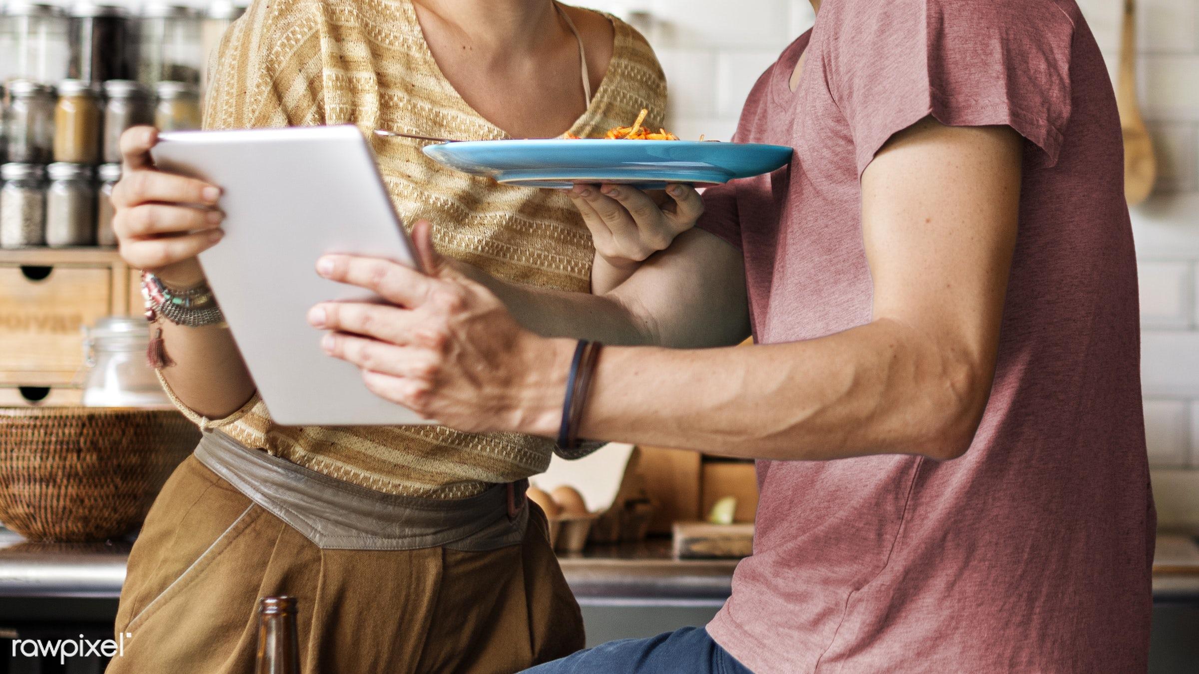 activity, bonding, boyfriend, breakfast, casual, cheerful, connection, couple, cuisine, culinary, dietary, dinner, eating,...