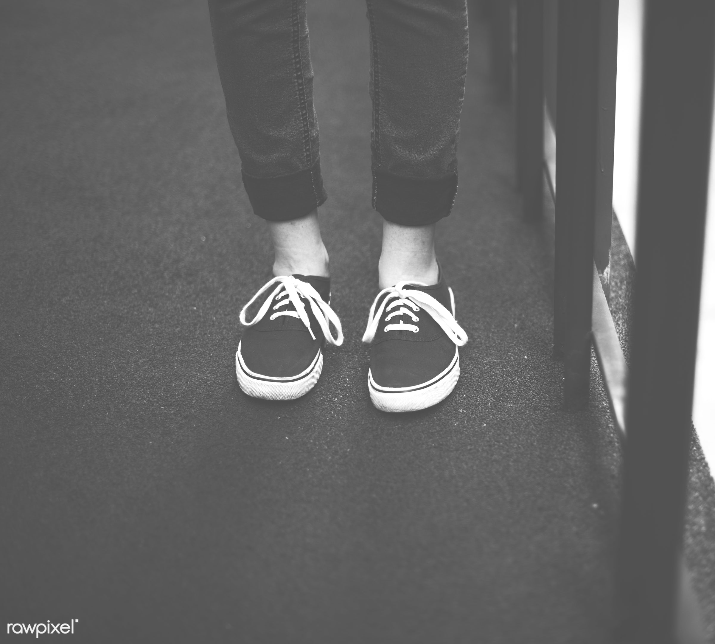 balcony, body, canvas, canvas shoe, casual, city, city life, cool, fashionable, feet, foot, footpath, freedom, human foot,...