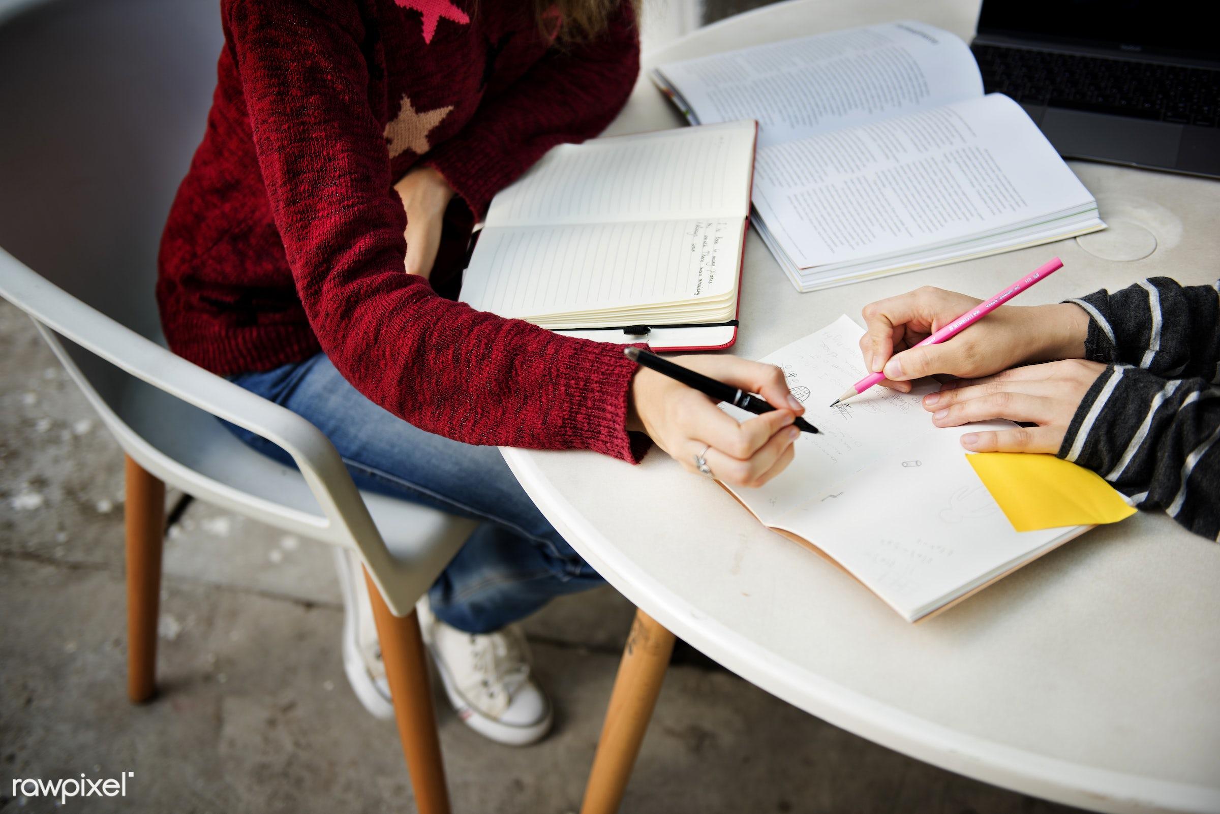 analysing, analysis, bonding, book, brainstorming, campus, casual, caucasian, college, communication, conversation,...