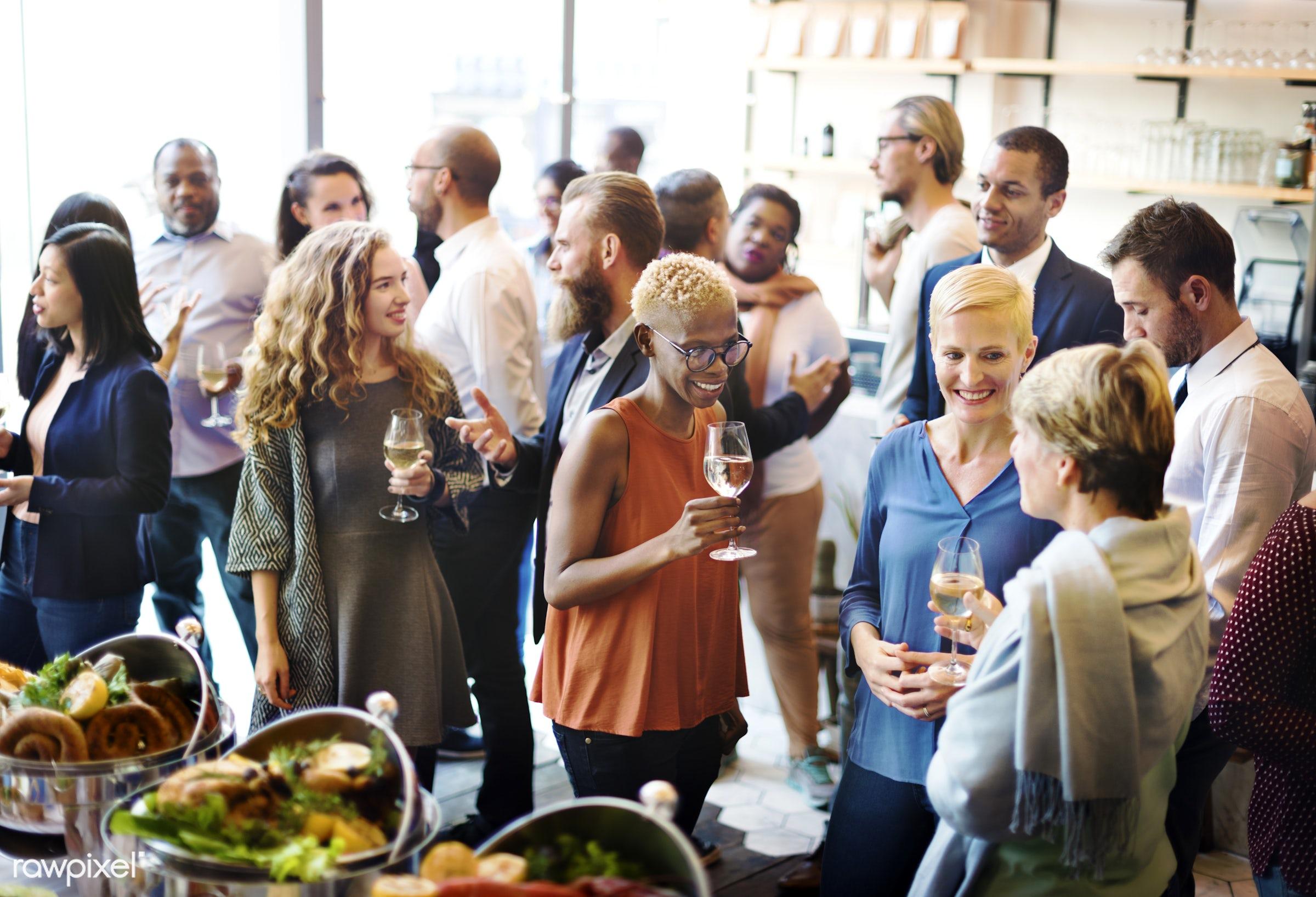 asian food, brunch, buffet, cafe, celebration, crowd, dessert, diet, dining, dinner, diversity, drinking, eat, eating,...
