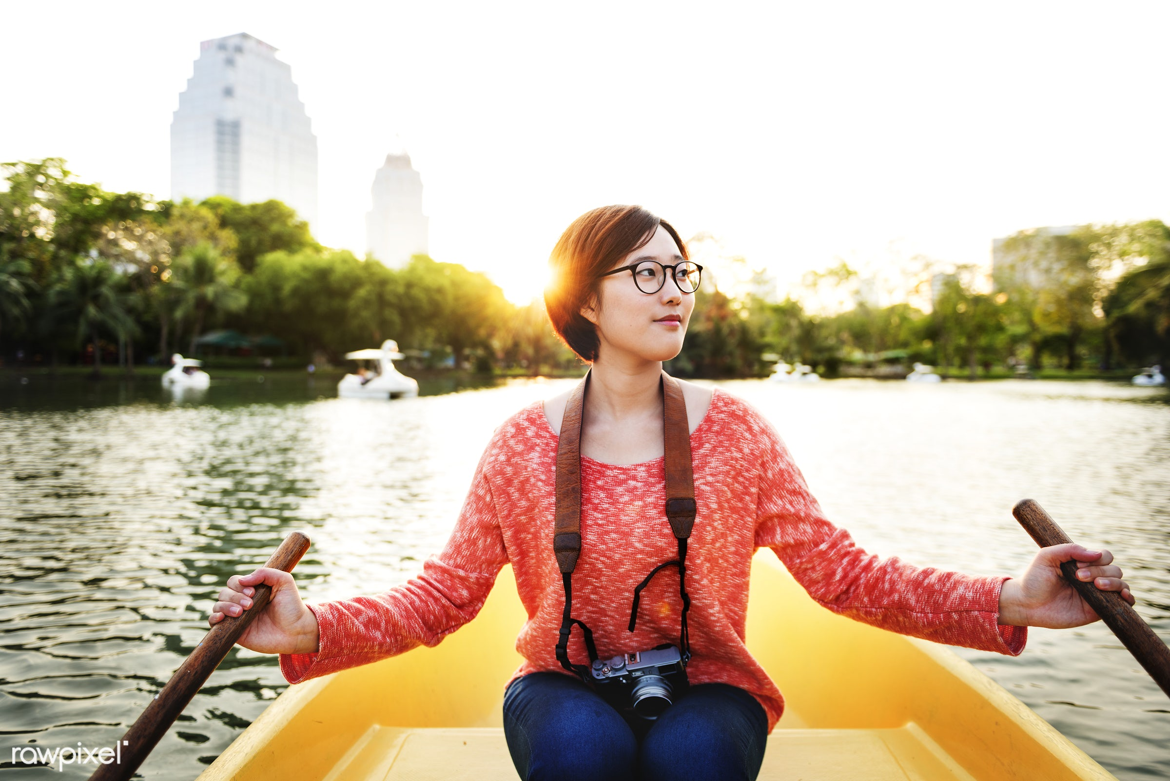 activity, adventure, asian, attractive, beautiful, boat, boating, camera, casual, city, enjoyment, excursion, free, fun,...