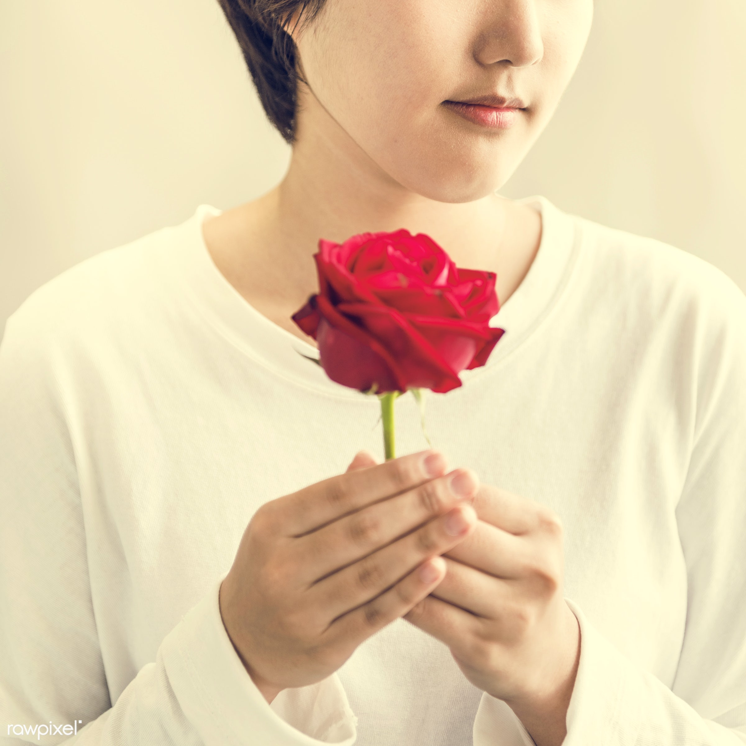 alone, asian, asian ethnicity, beautiful, blossom, calm, casual, cheerful, chilling, dating, enjoyment, flora, floral,...
