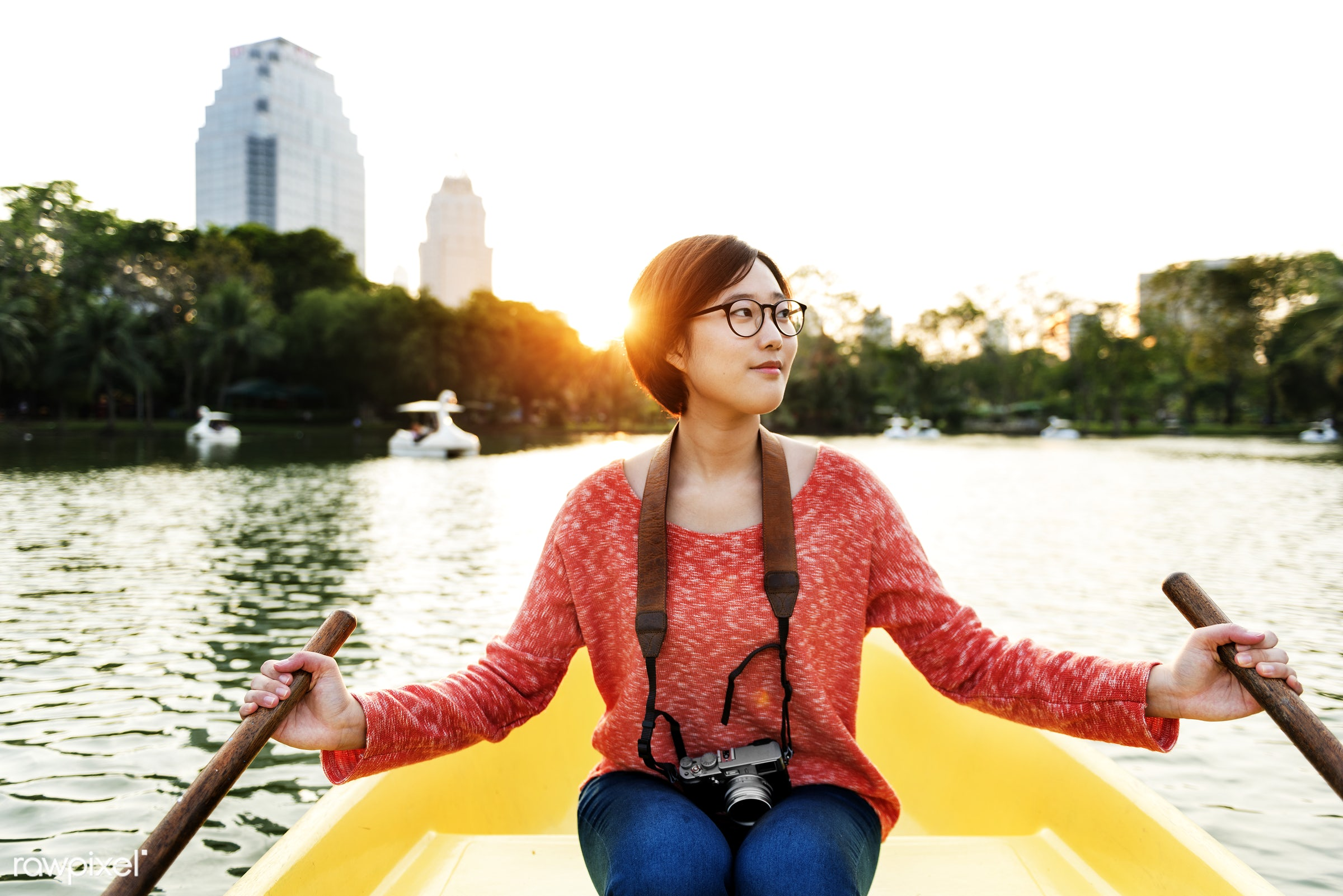 boat, activity, adventure, asian, attractive, beautiful, boating, camera, casual, city, enjoyment, excursion, free, fun,...