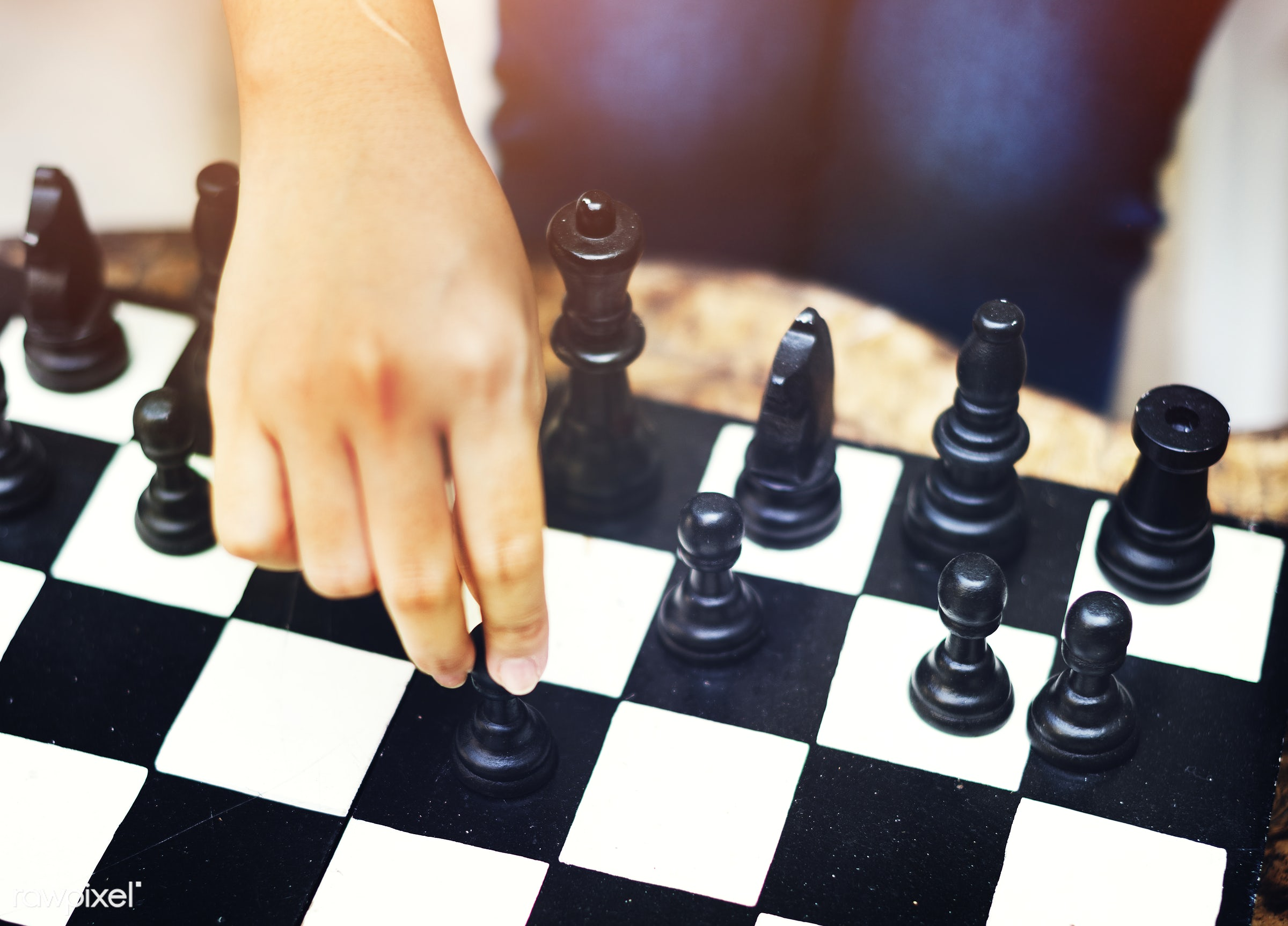 activity, black, black and white, board, challenge, checkered, chess, chessboard, clever, close-up, competition,...